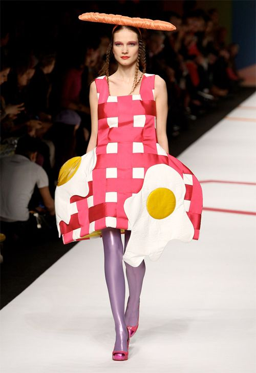 Why Are Runway Clothes So Weird: Weird Fashion Runway Moments