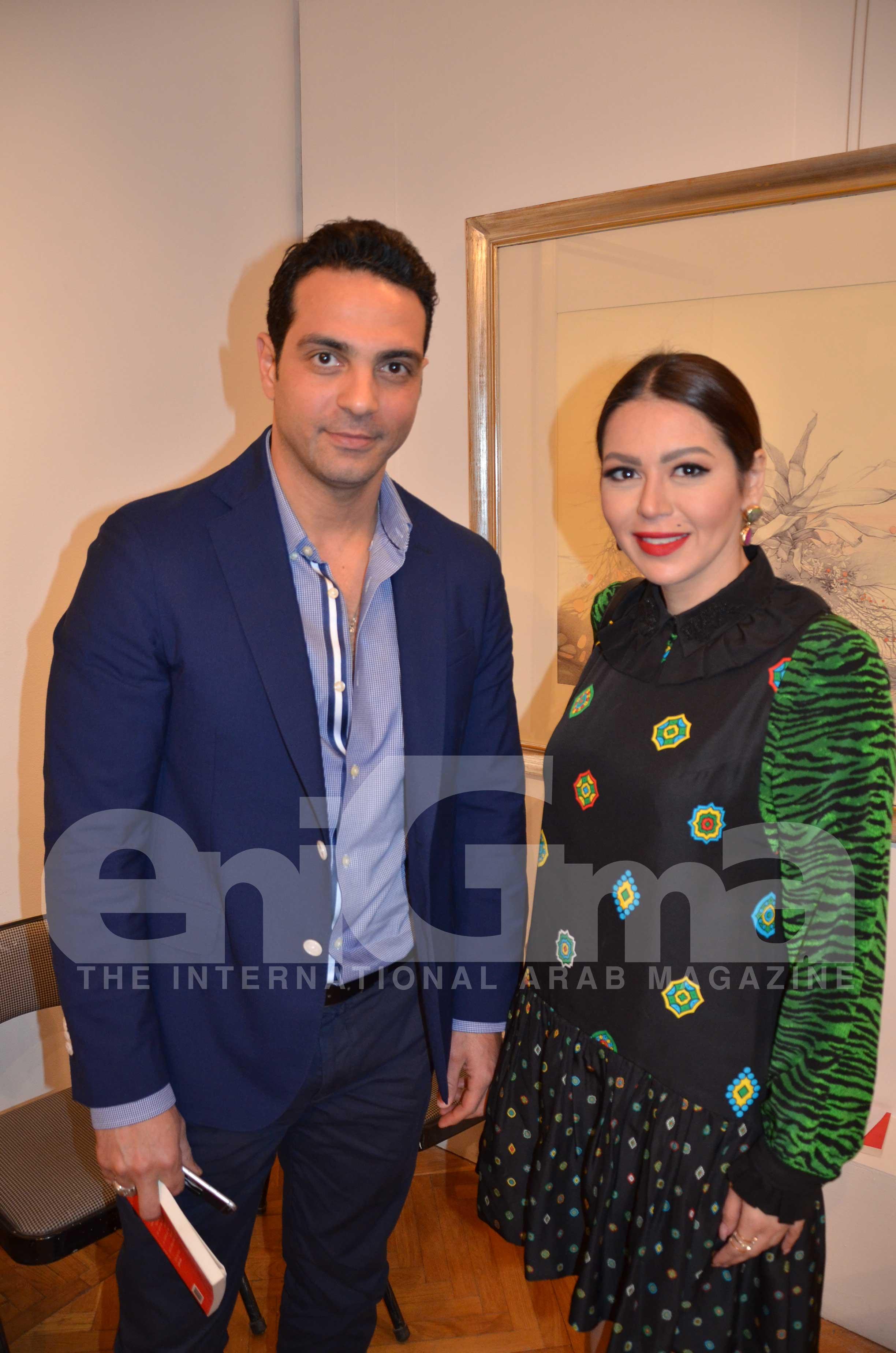 Mr. Hany Abou Taleb & Lekaa Elkhamissi