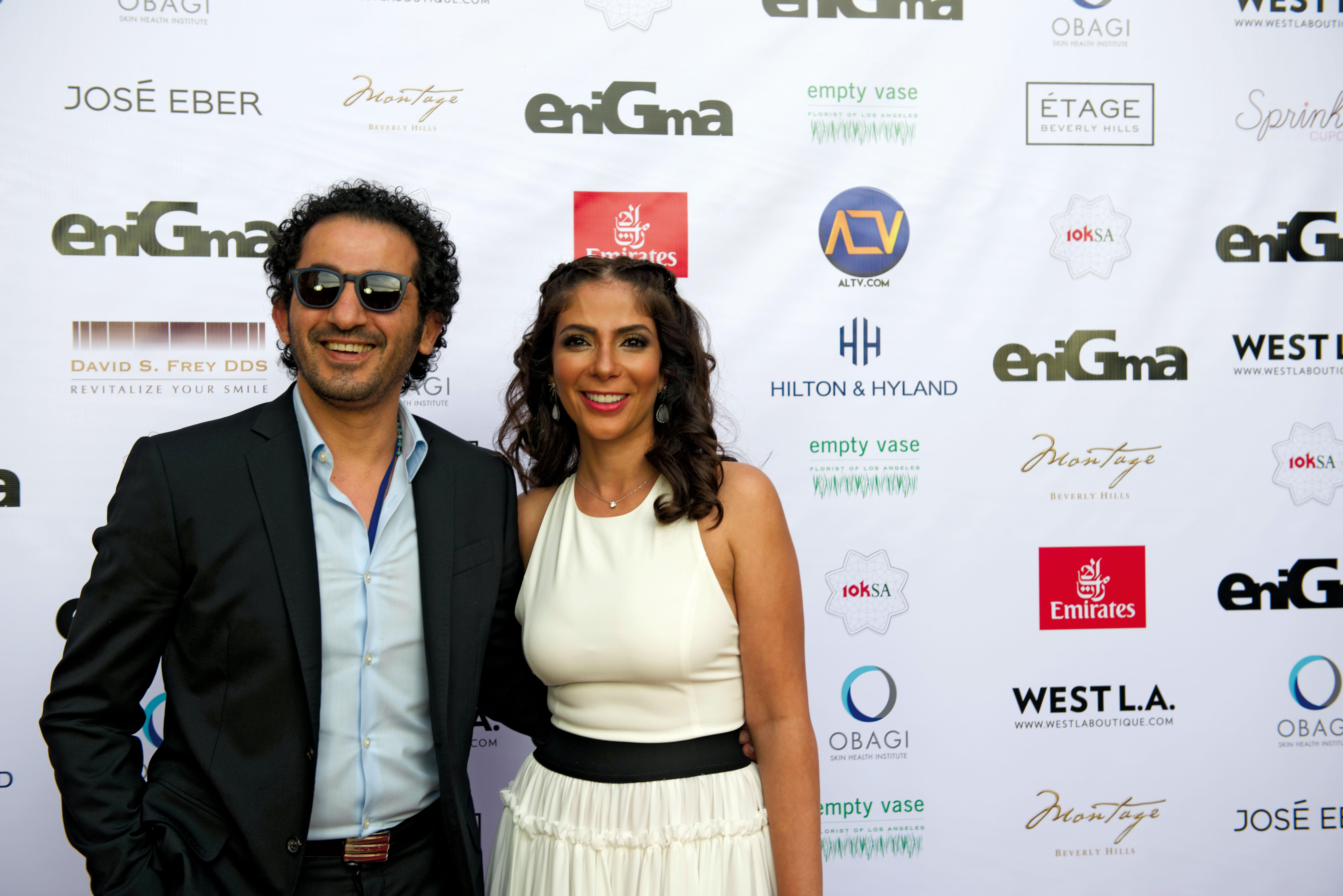 Ahmed-Helmy-&-Mona-Zaki
