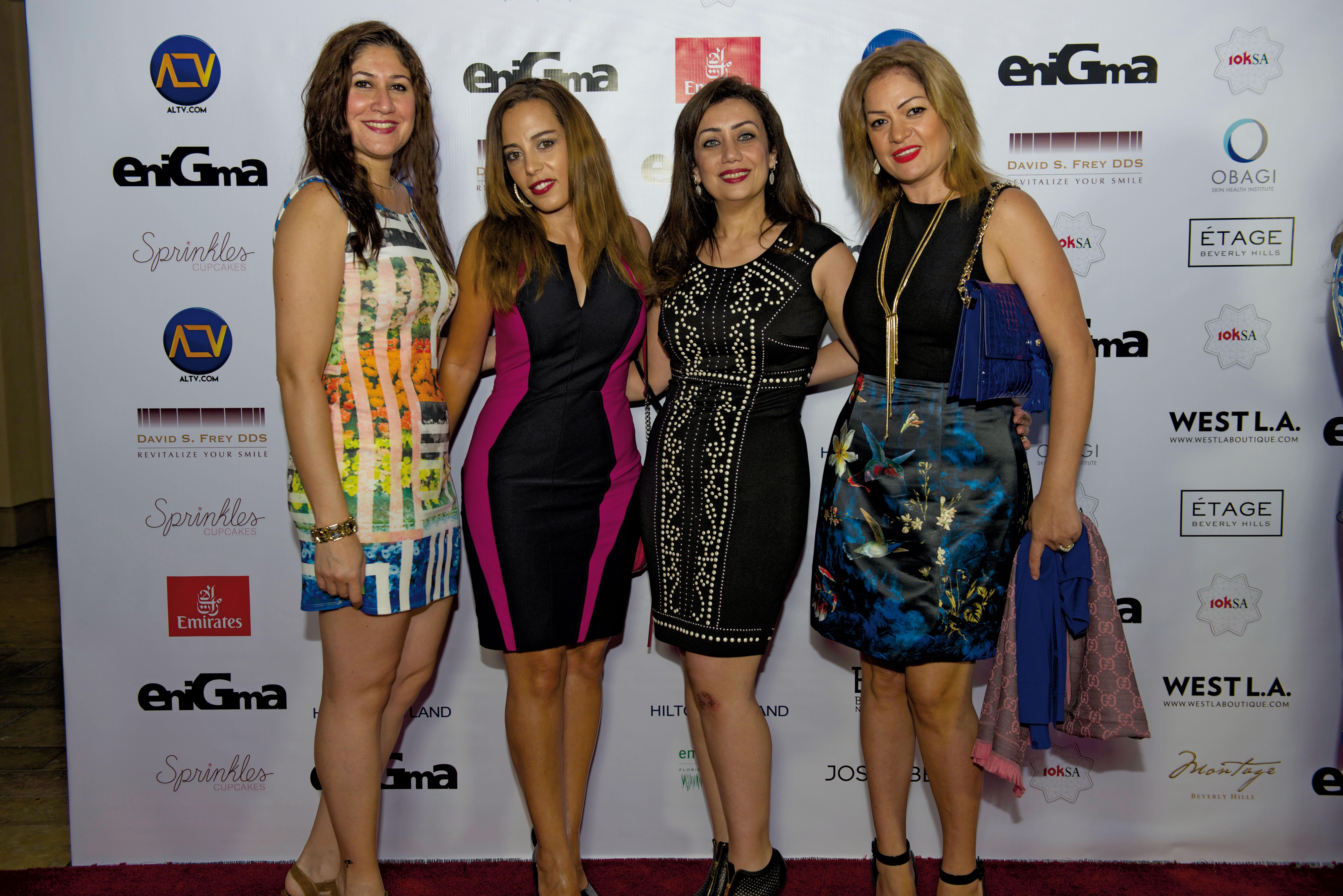 Emmy,-Noha-Ghattas,-Sally-Basha-&-Mariam-Ghattas