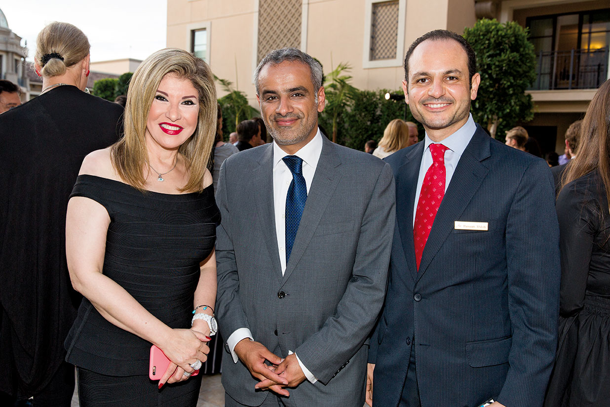 Hala-Sarhan,-the-Consul-General-of-the-UAE,-His-Excellency-Abdullah-Al-Saboosi-&-Hasaan-Abouh