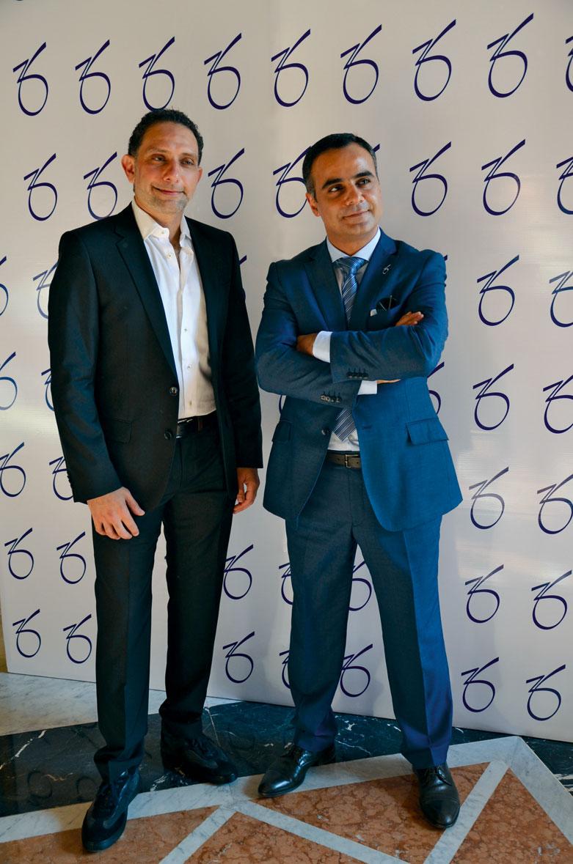 Dr. Amin Amer & Mr. Richard Eissa