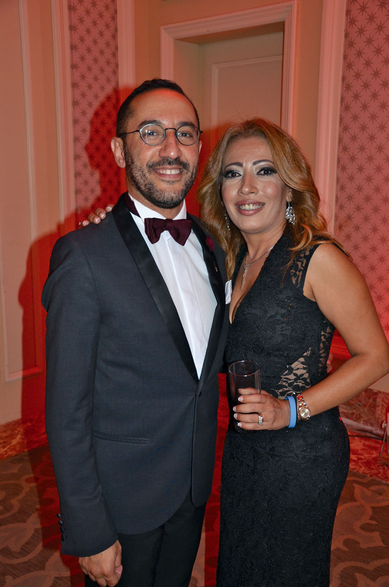 Mr. Ahmed Harfoush & Ms. Rania El Adl
