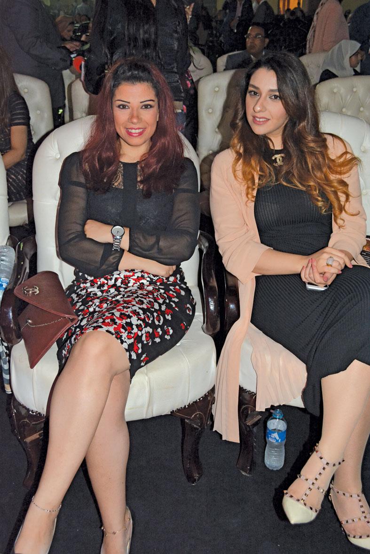 Rania-Ahmed-&-Sherihan-El-Sayed
