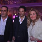 Khaled Sarhan, Amr Saad & Yousra