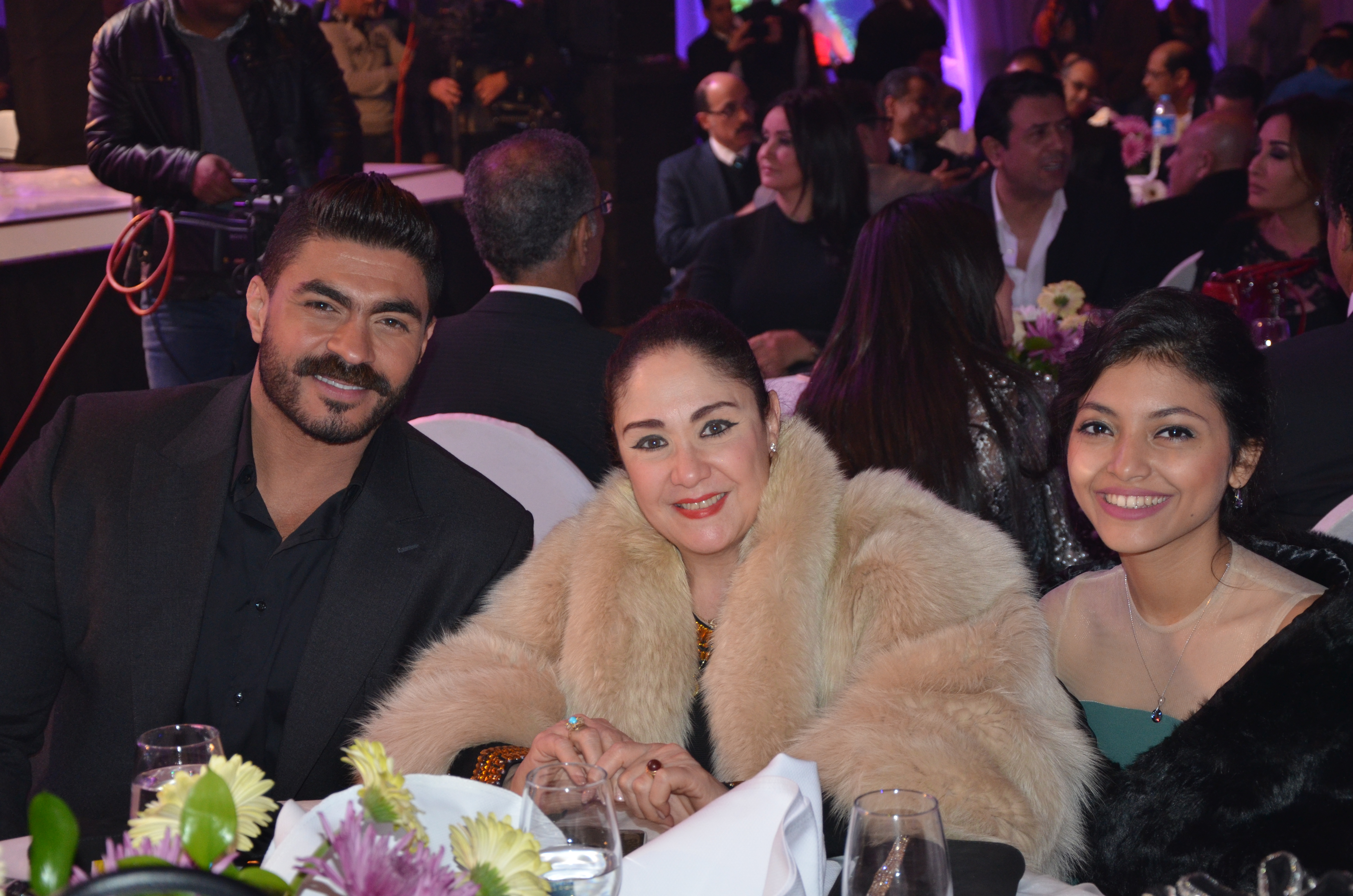 Khaled Selim, Shireen & Mai El Gheity