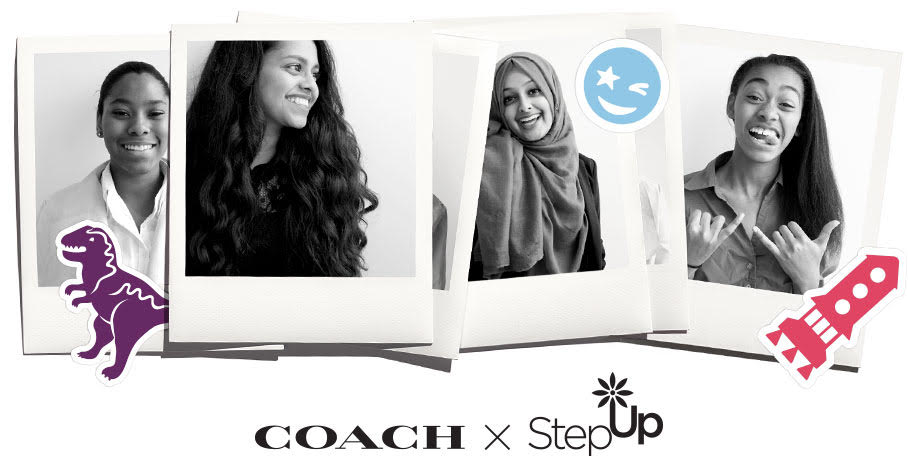 Coach x Step Up