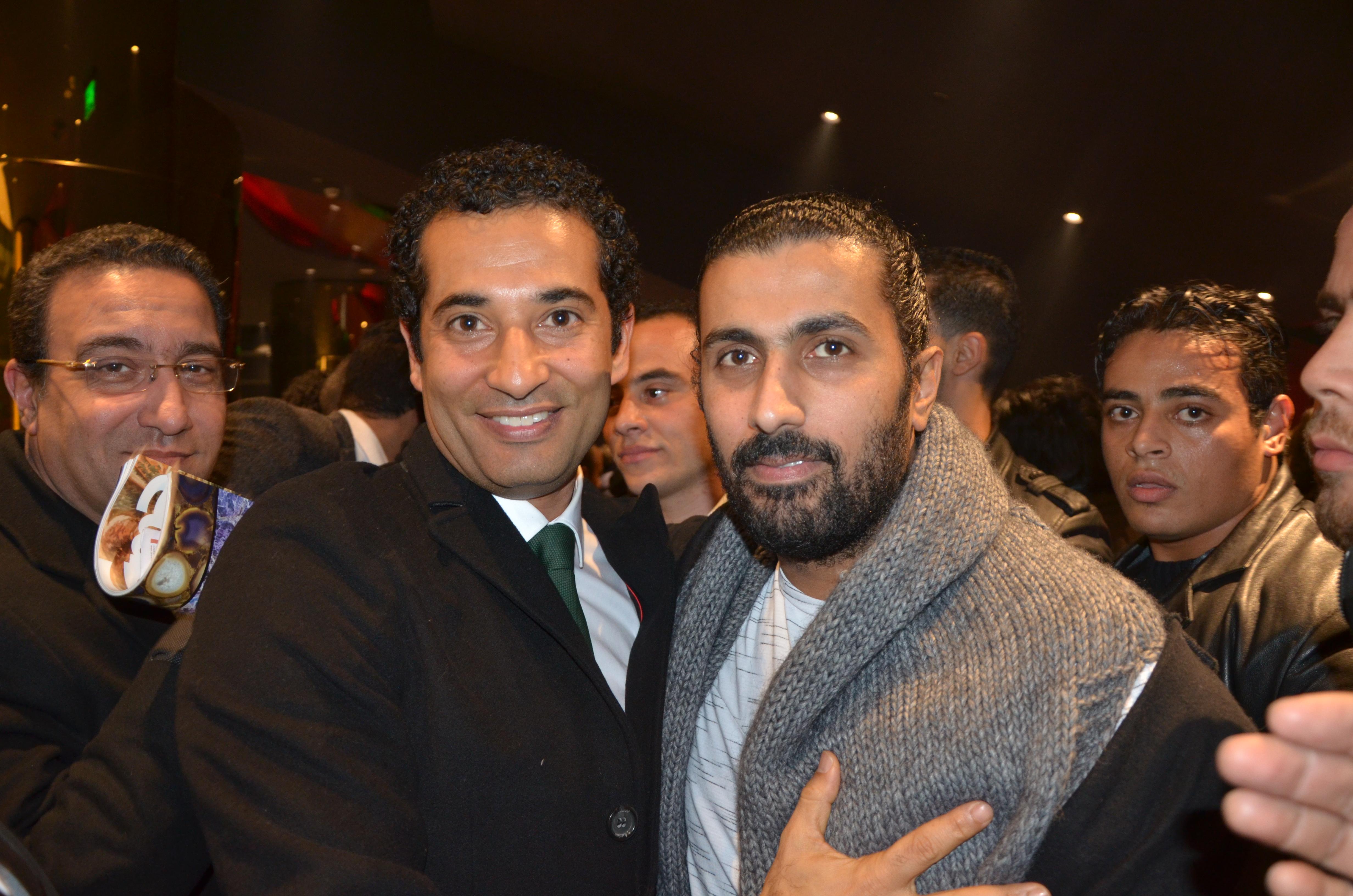 Amr Saad & Mohamed Sami