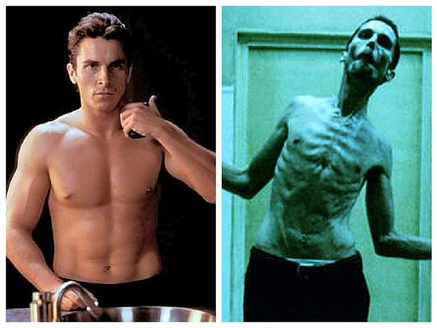 Actors Who Gained and Lost Weight for Movies - people.com