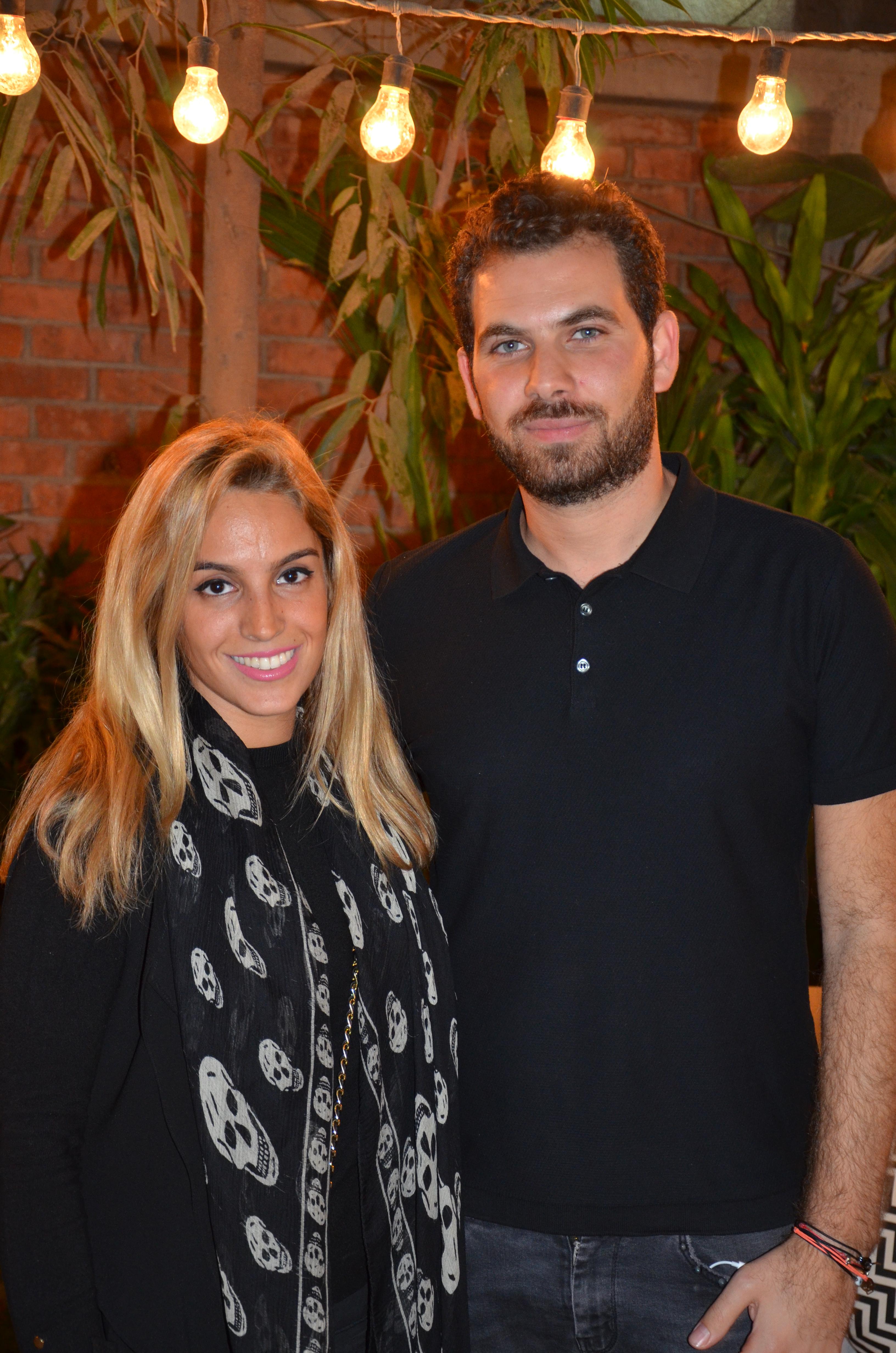 Sarah Mansour & Ahmed Makki