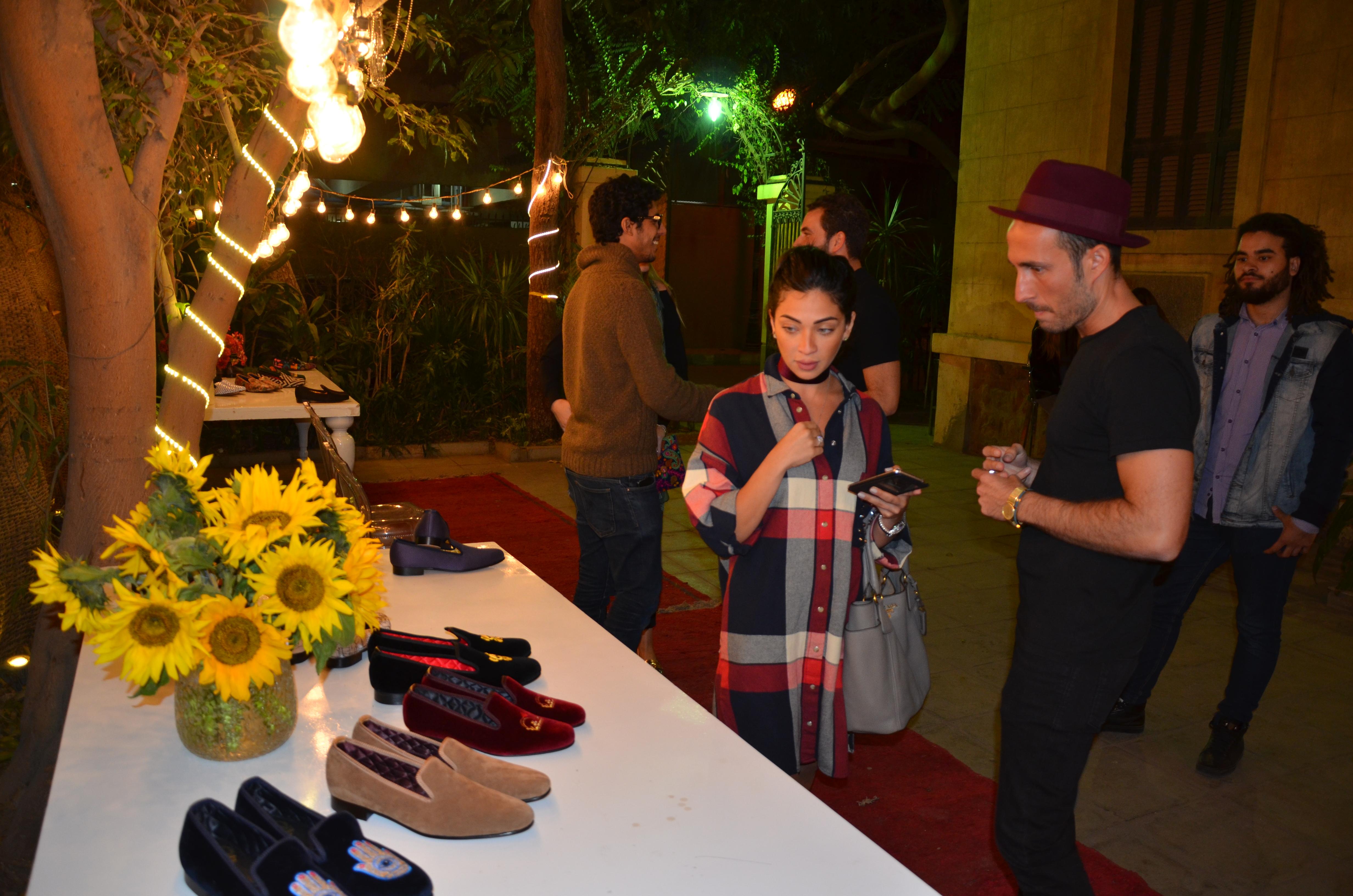 Rania Awad & Khaled Makki