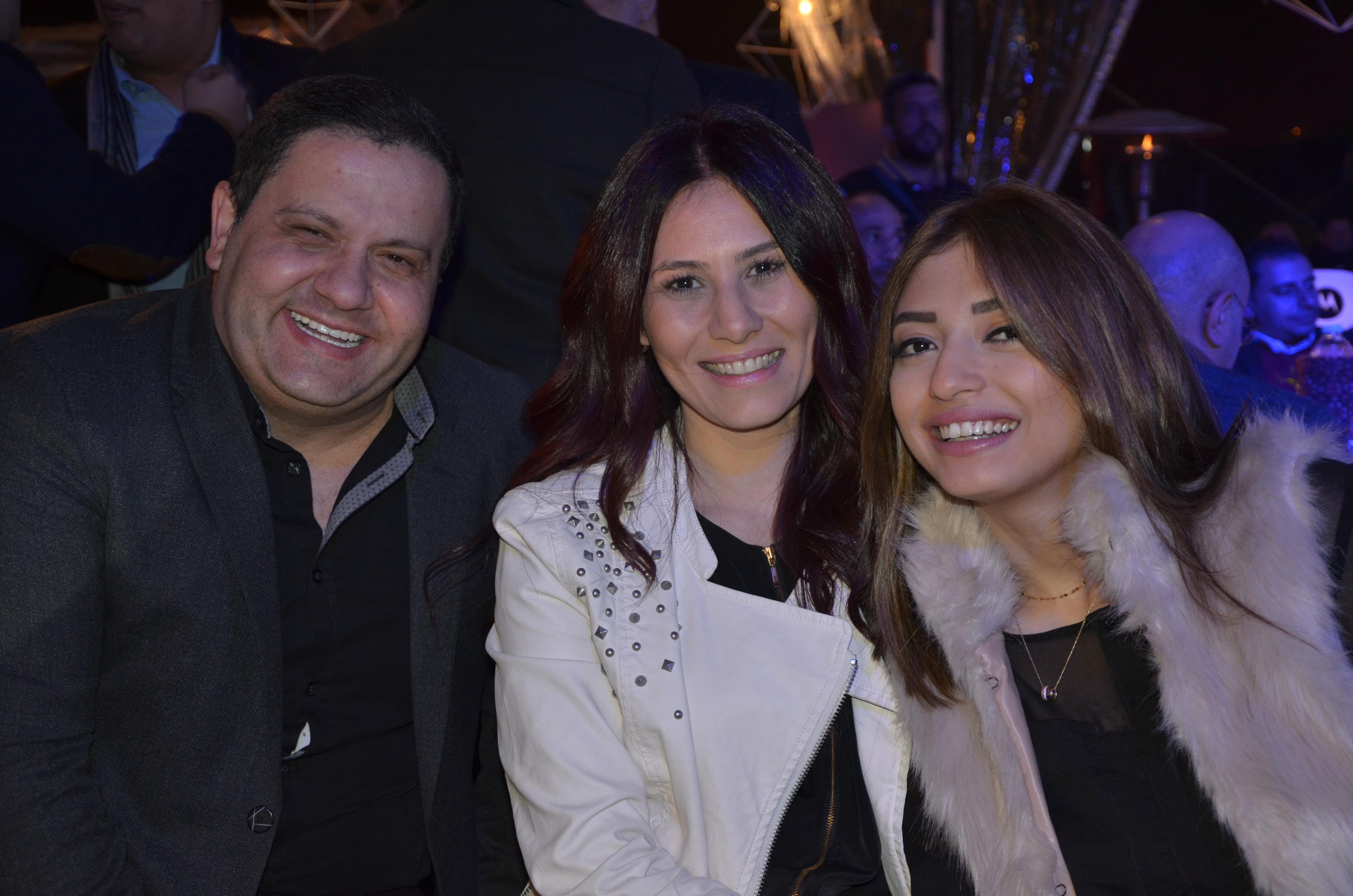 Edward, Mehra Hassan, Mayar El Gheity