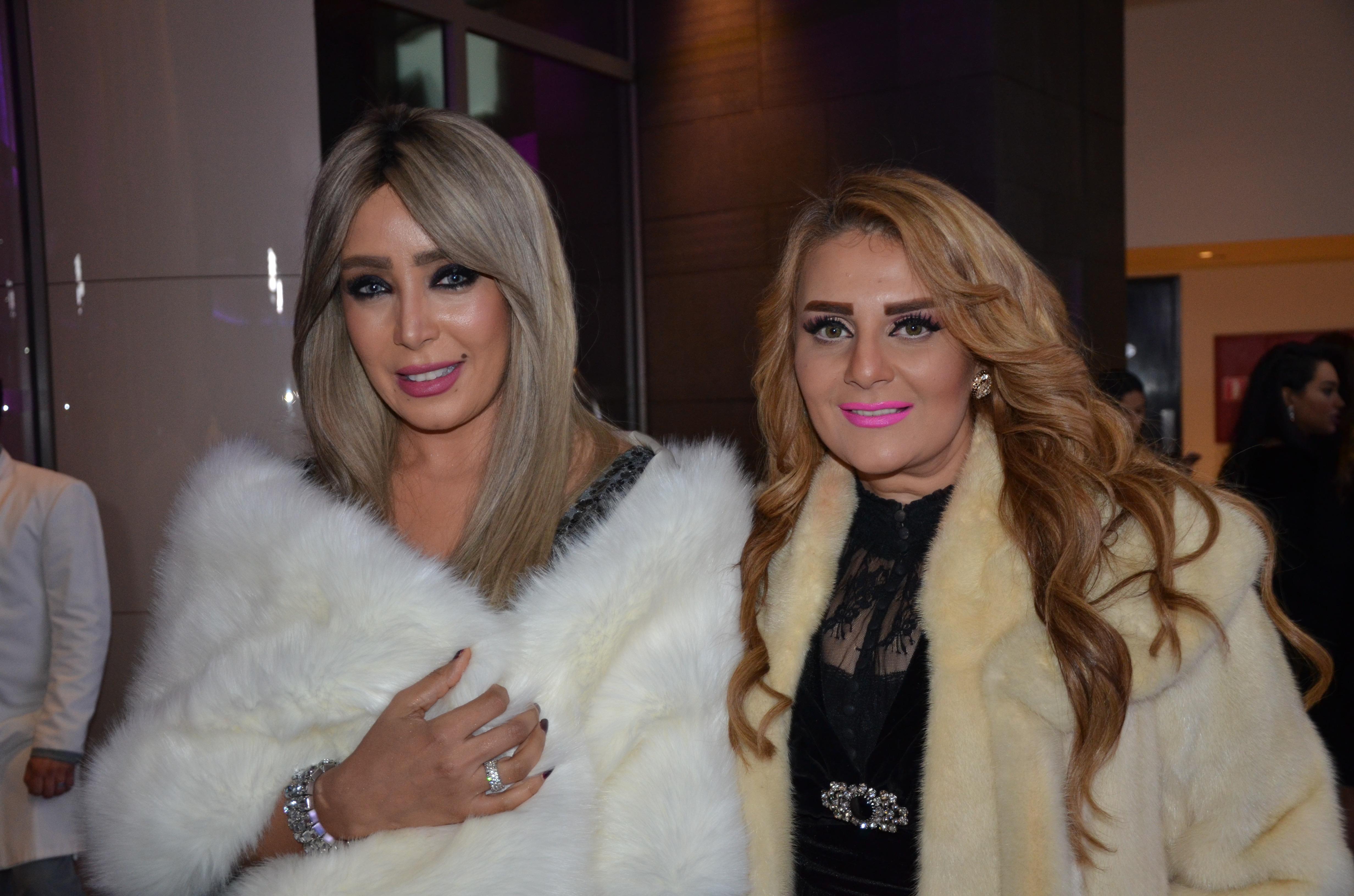 Iman Abu Taleb and Rania Mahmoud Yassin