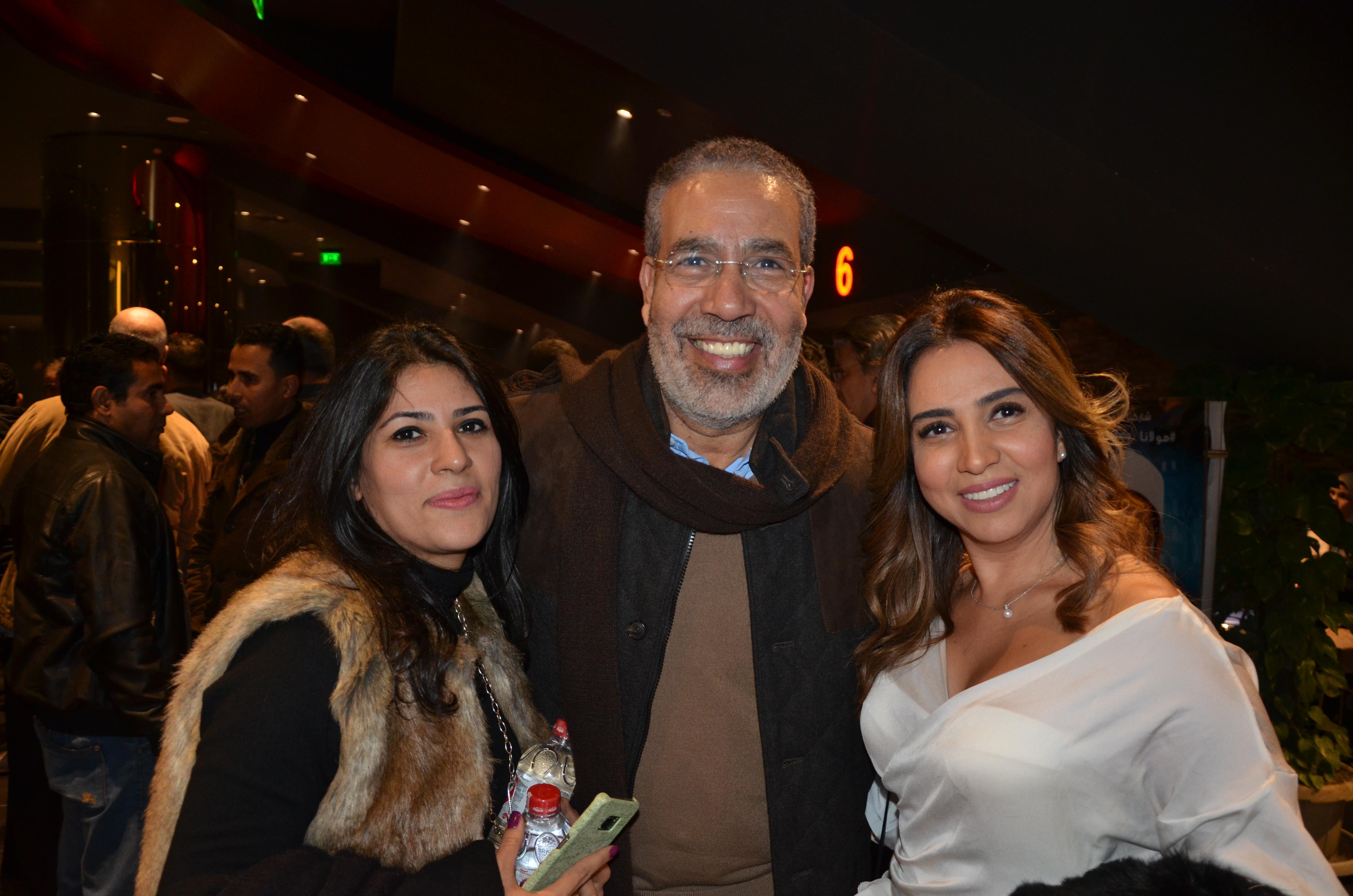 Inas Zikry, Medhat El Adl & Sally Saad