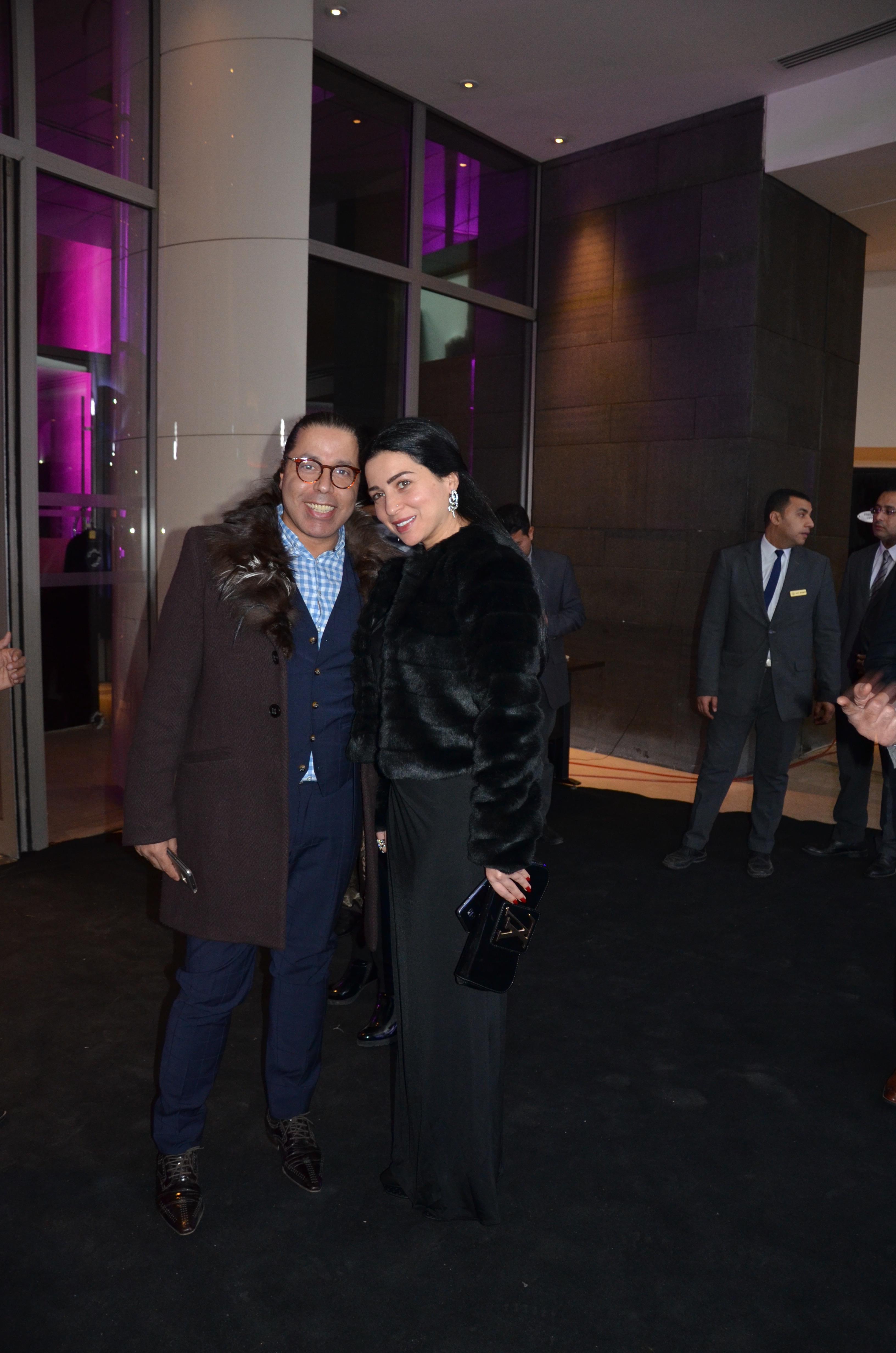 Mai Ezz Eldin and Sosha