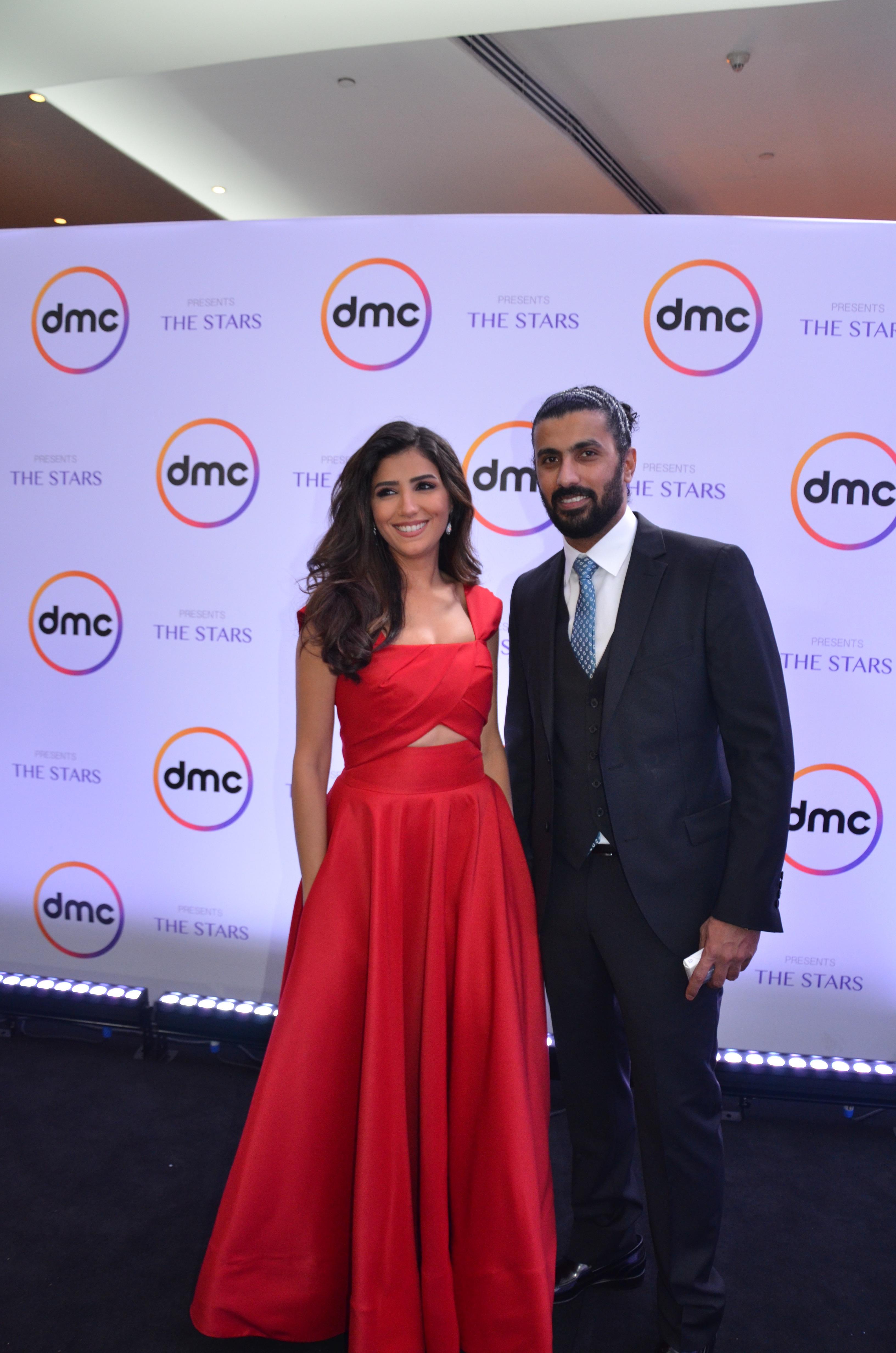 Mai Omar and Mohamed Sami
