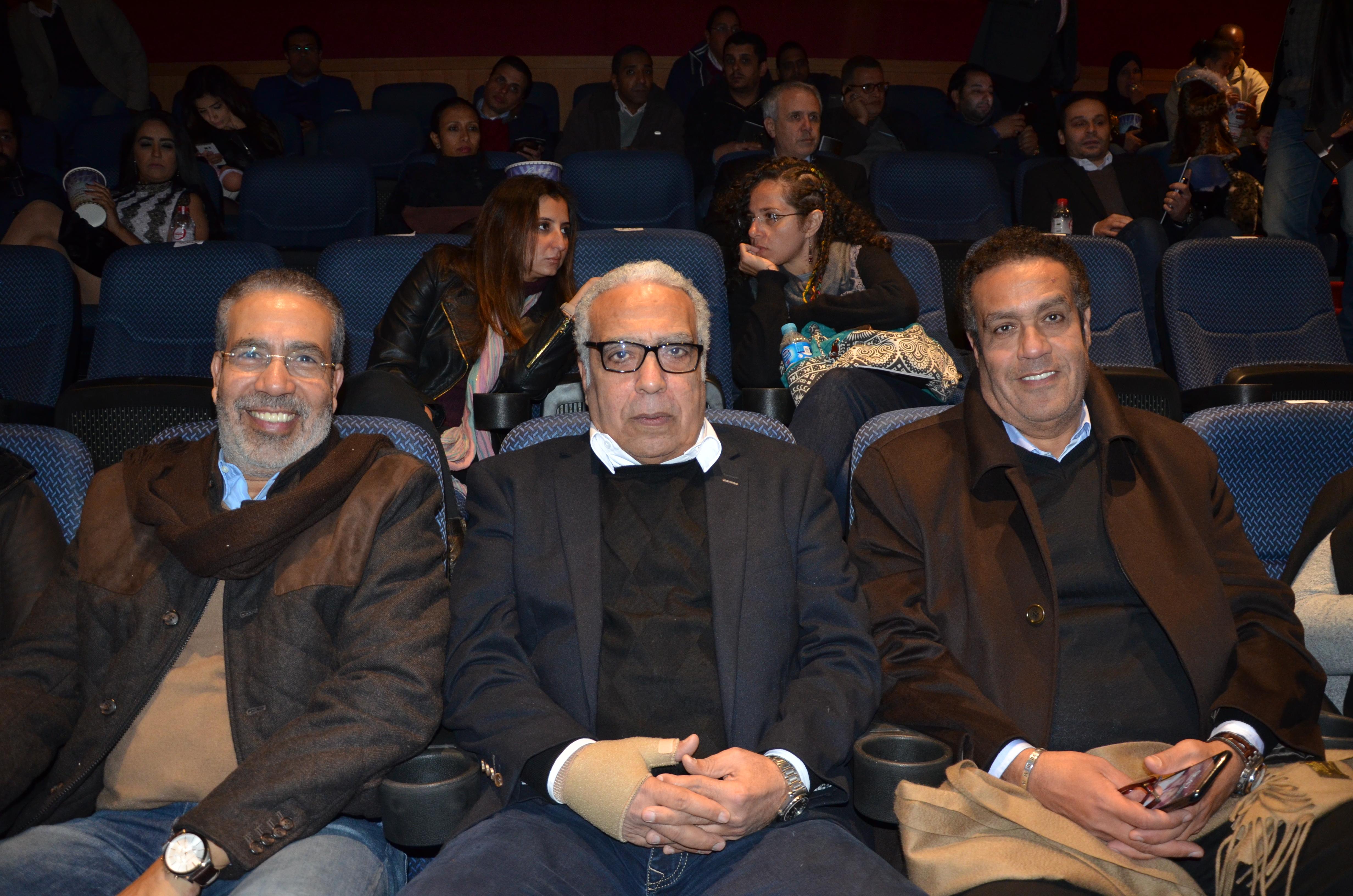 Medhat El Adl, Mohamed El Adl & Gamal El Adl
