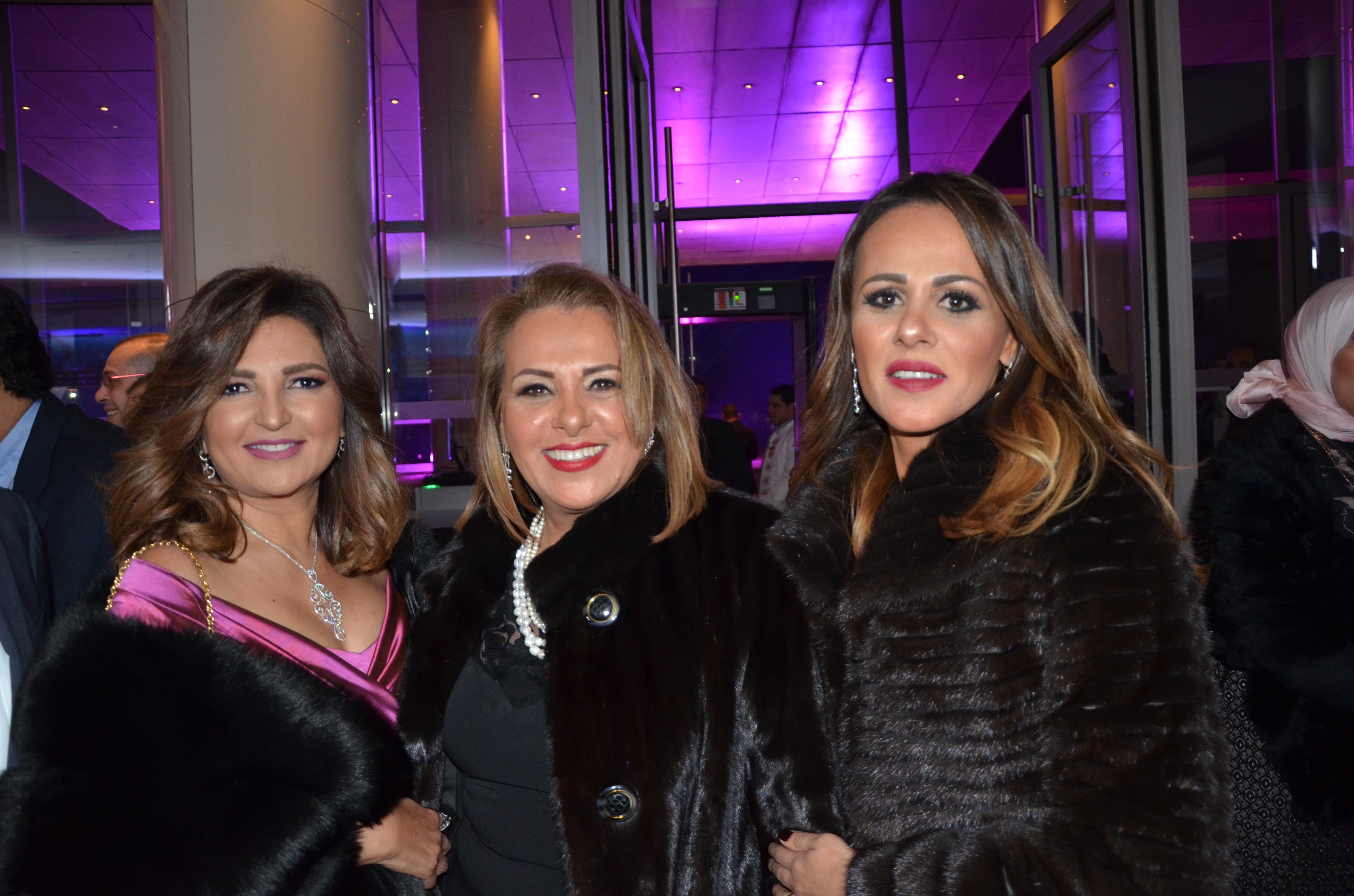 Randa Bakry, Magda El Alfi and Rania El Feky