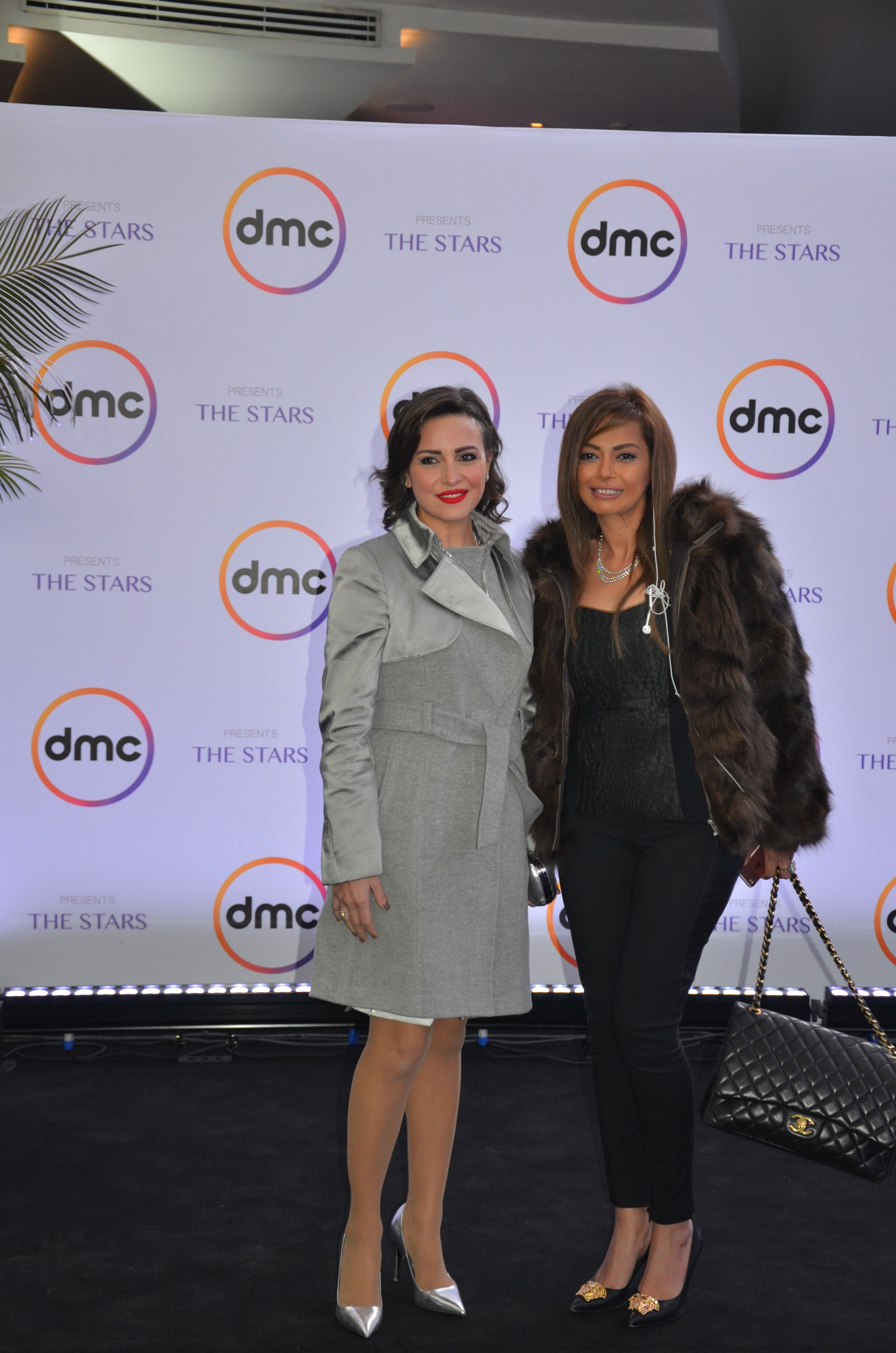 Reham Abdel Ghafour and Dalia Mostafa