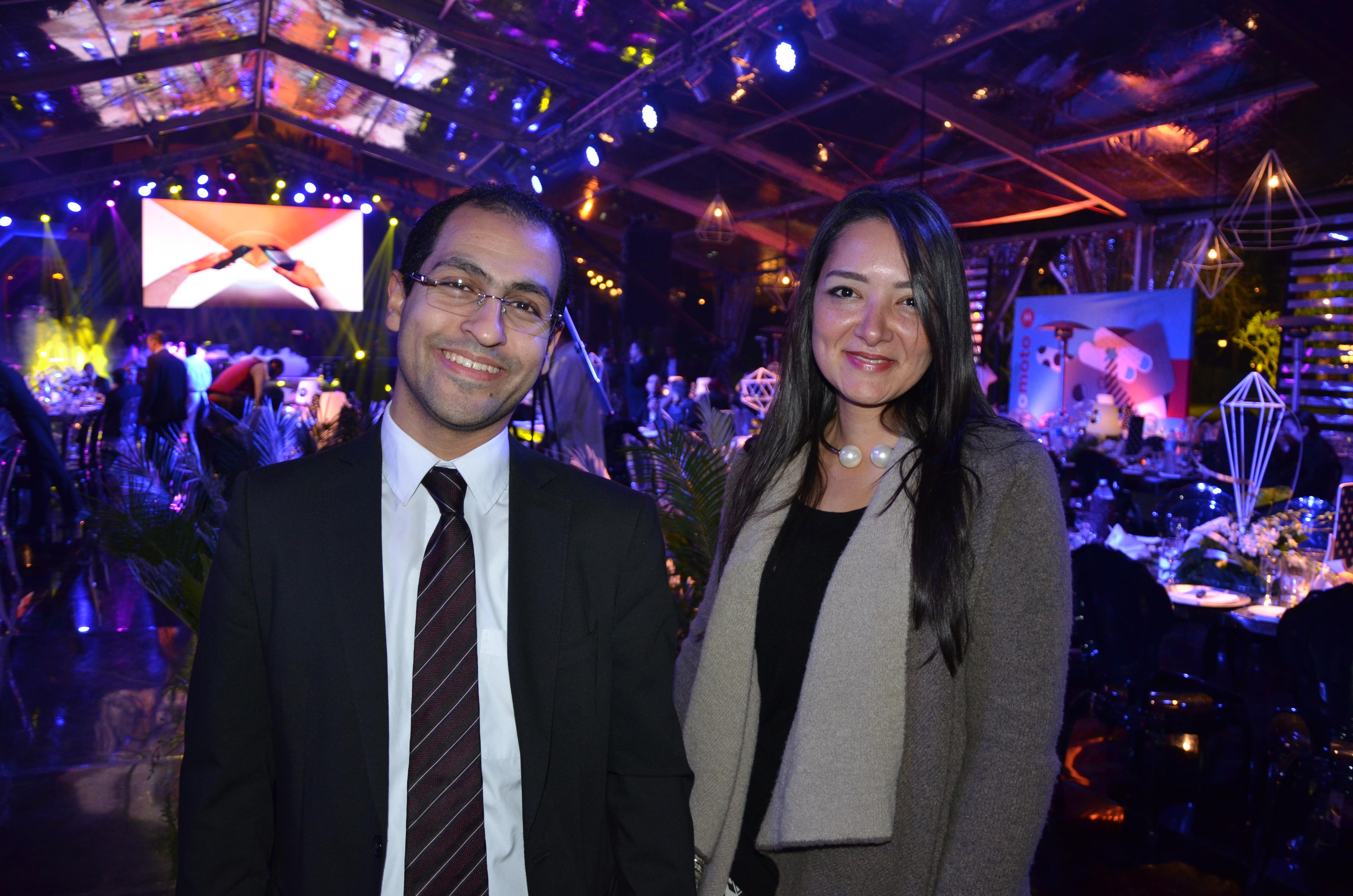 Sherif Salem & Walaa Fahmy
