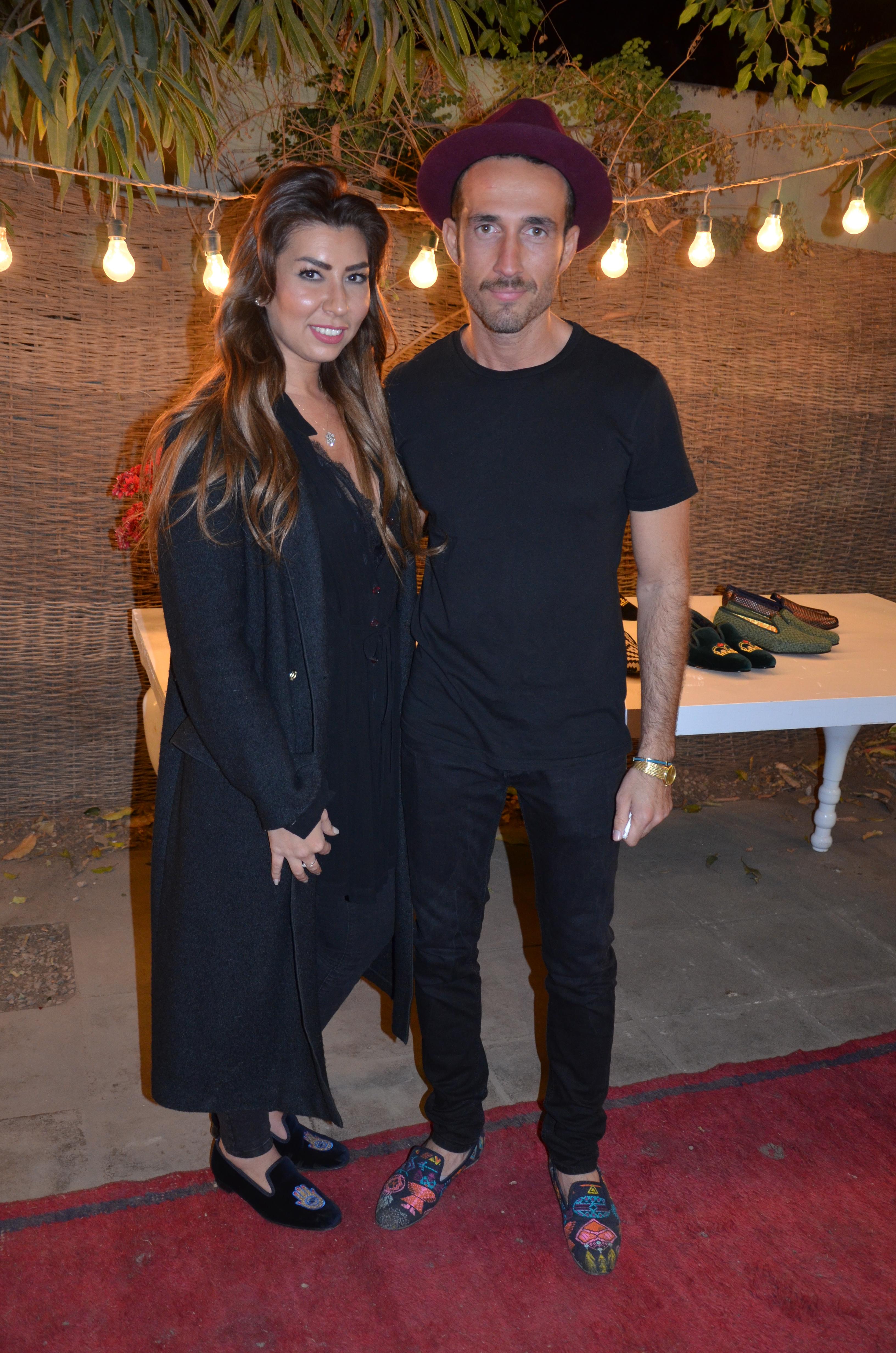 Yara El-Gendy & Khaled Makki