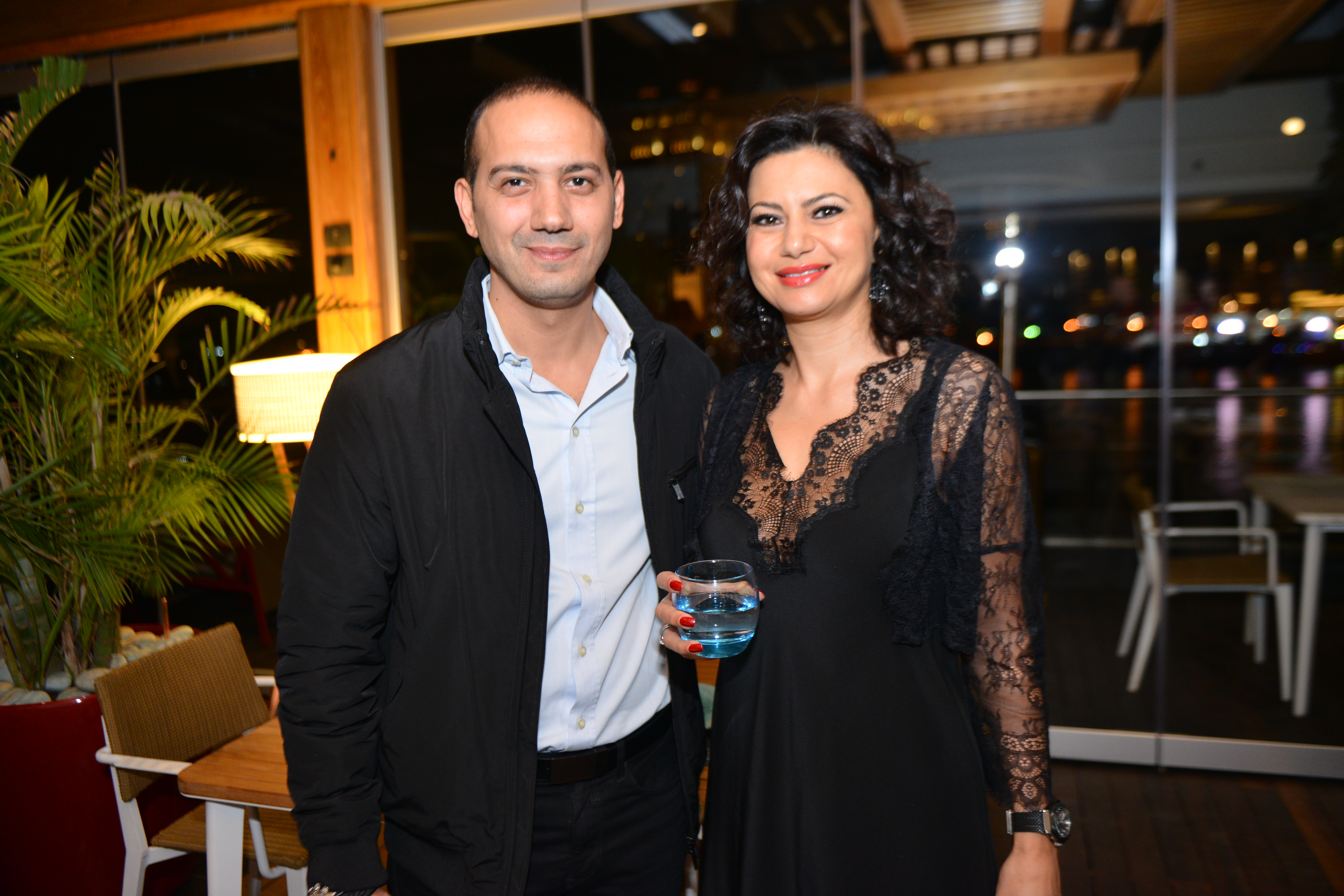 Mr. Amr Assem & Ms. Nadia Saady