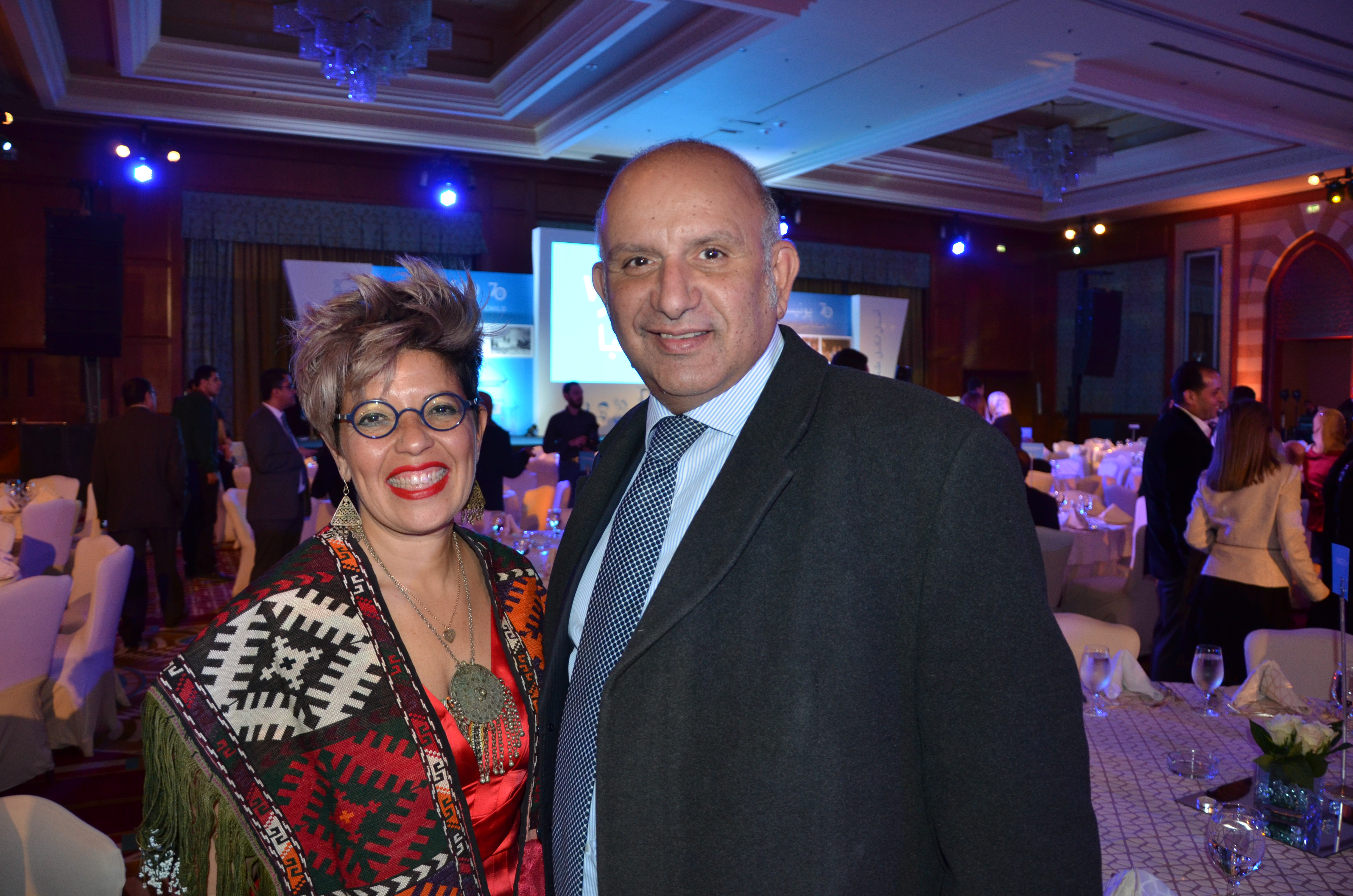 Ms. Dalia Abou-Senna & Dr. Yasser Asem