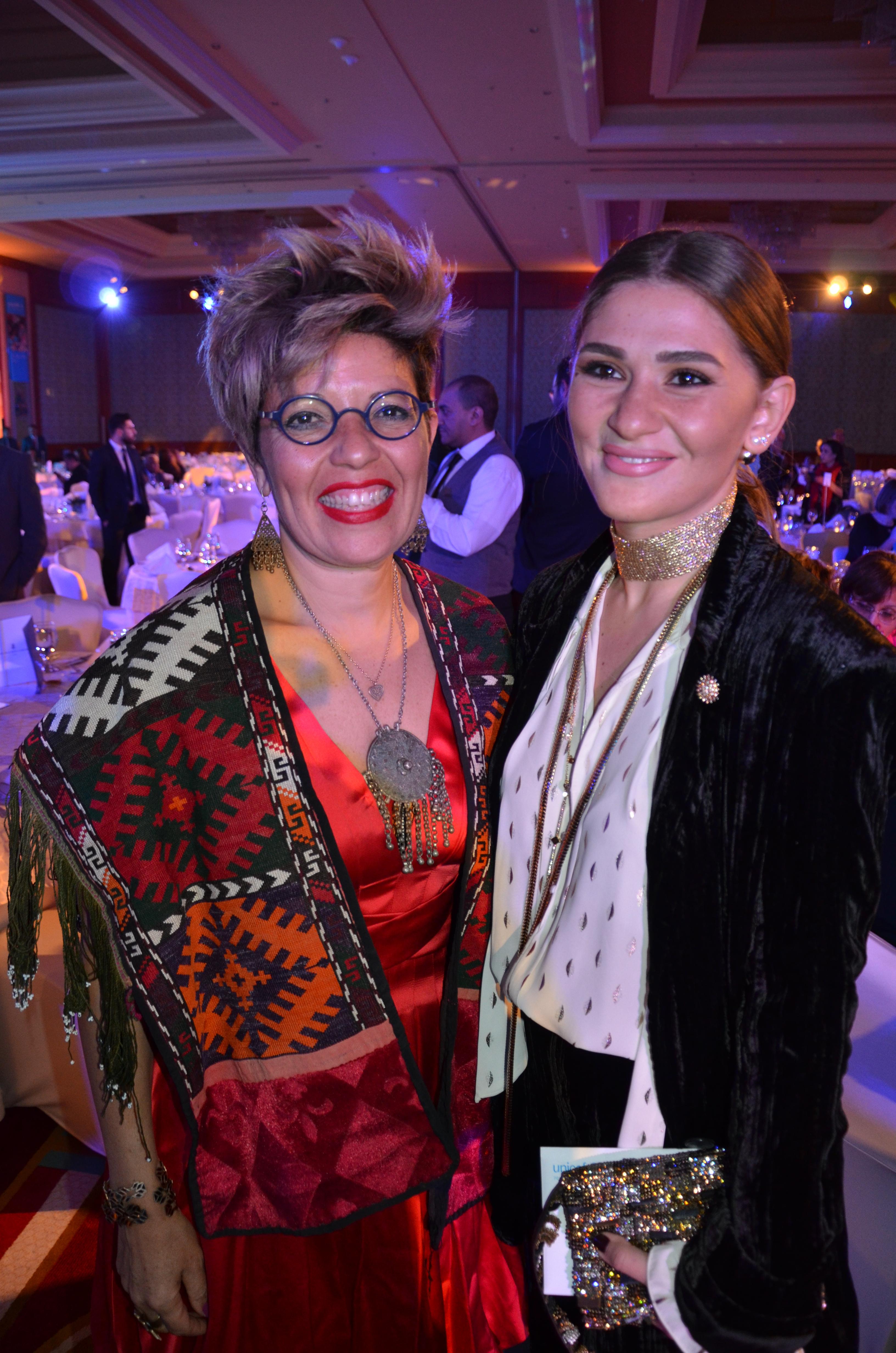 Ms. Dalia Abou-Senna & Ms. Noha Elsherbiny