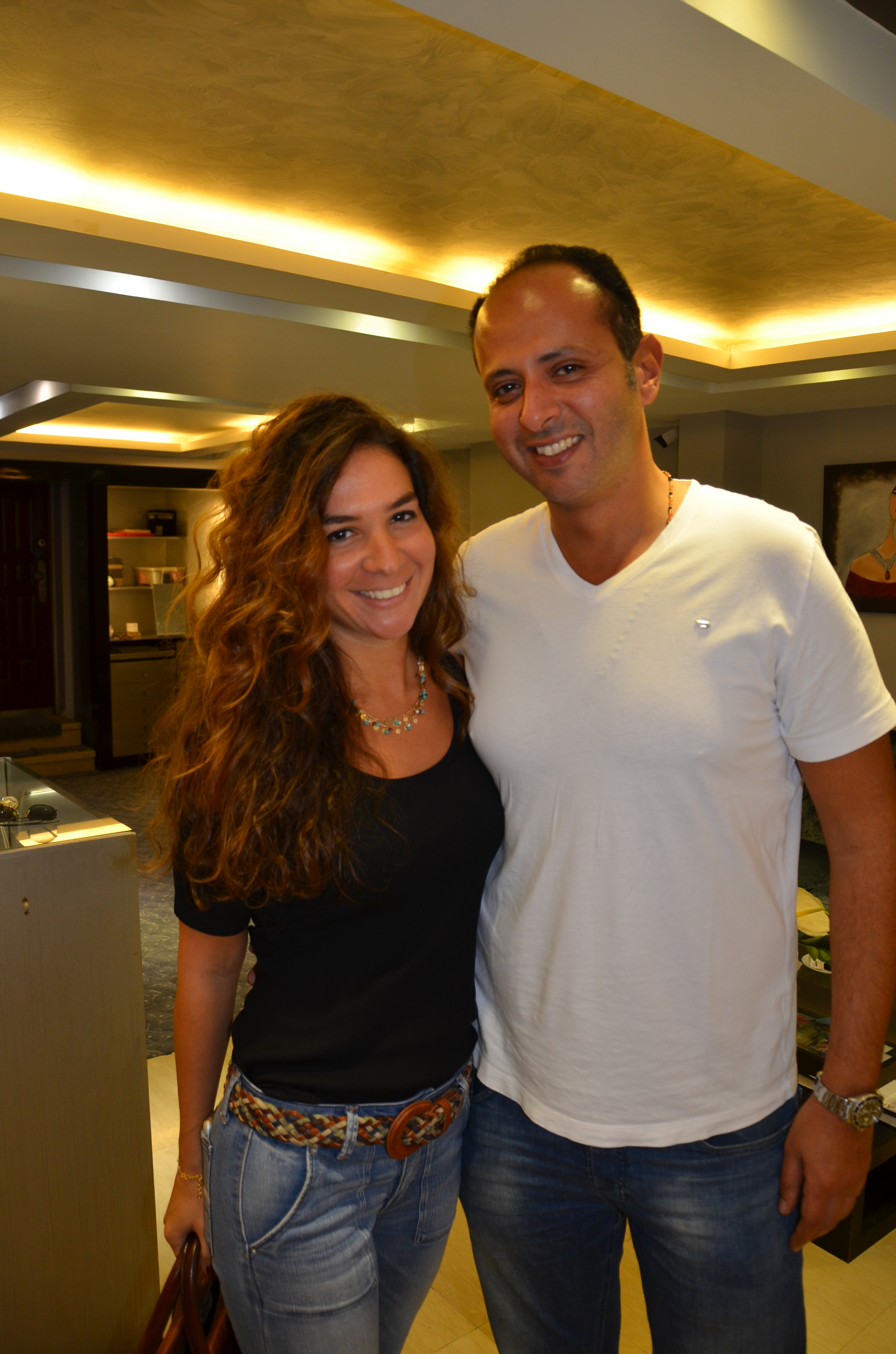 Ms. Dima Abdel Meguid & Mr. Mohamed Eshra