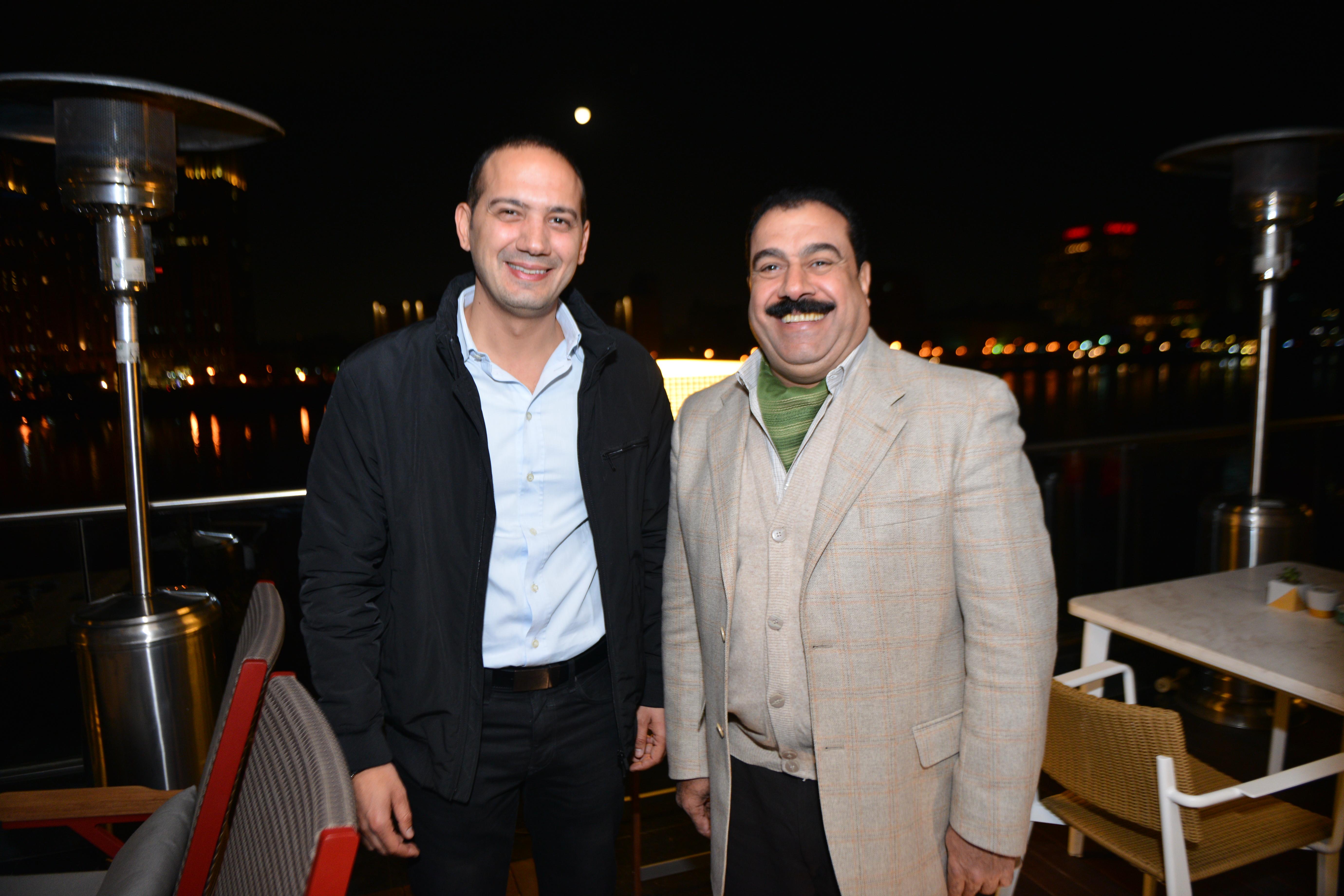 Mr. Amr Assem & Mr. Gamal Morgan