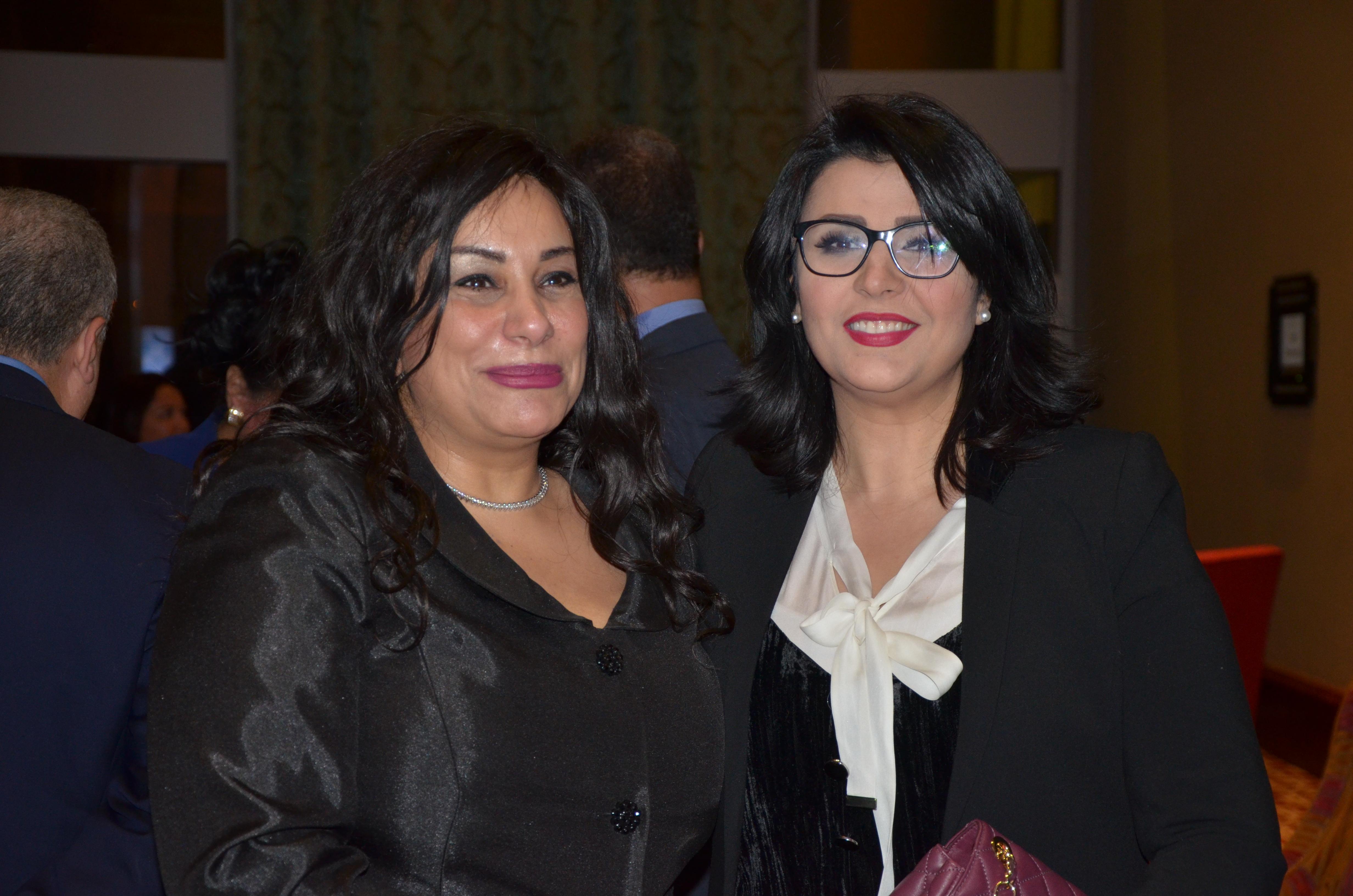 Ms. Enas Mekkawy & Mona El Shazly