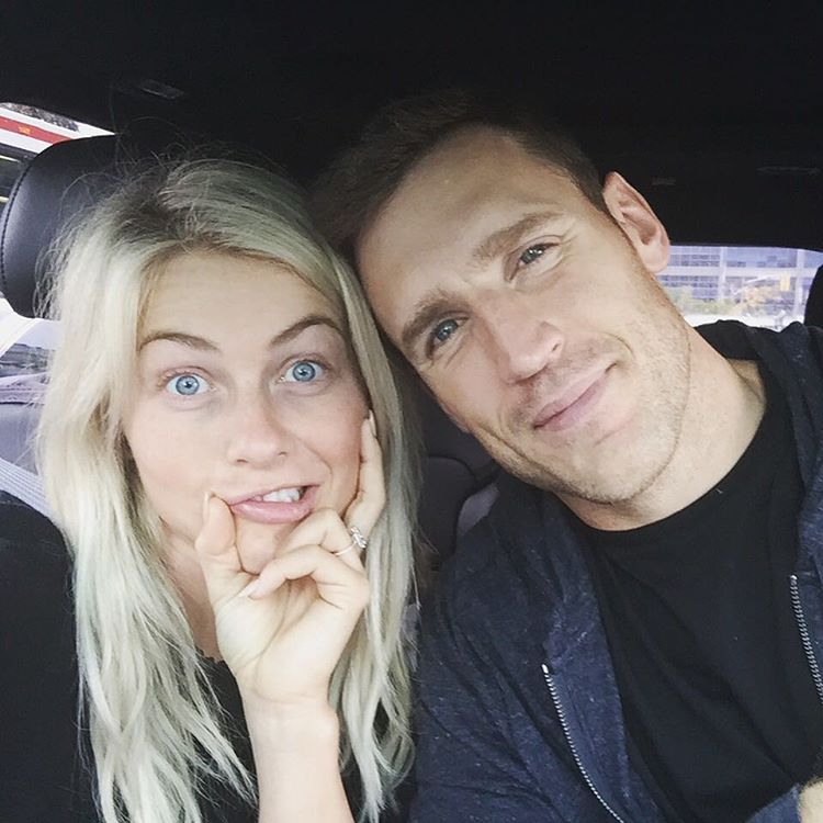 Julianne Hough & Brooks Laich