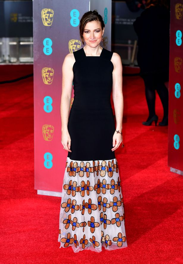Kelly MacDonald in Christopher Kane