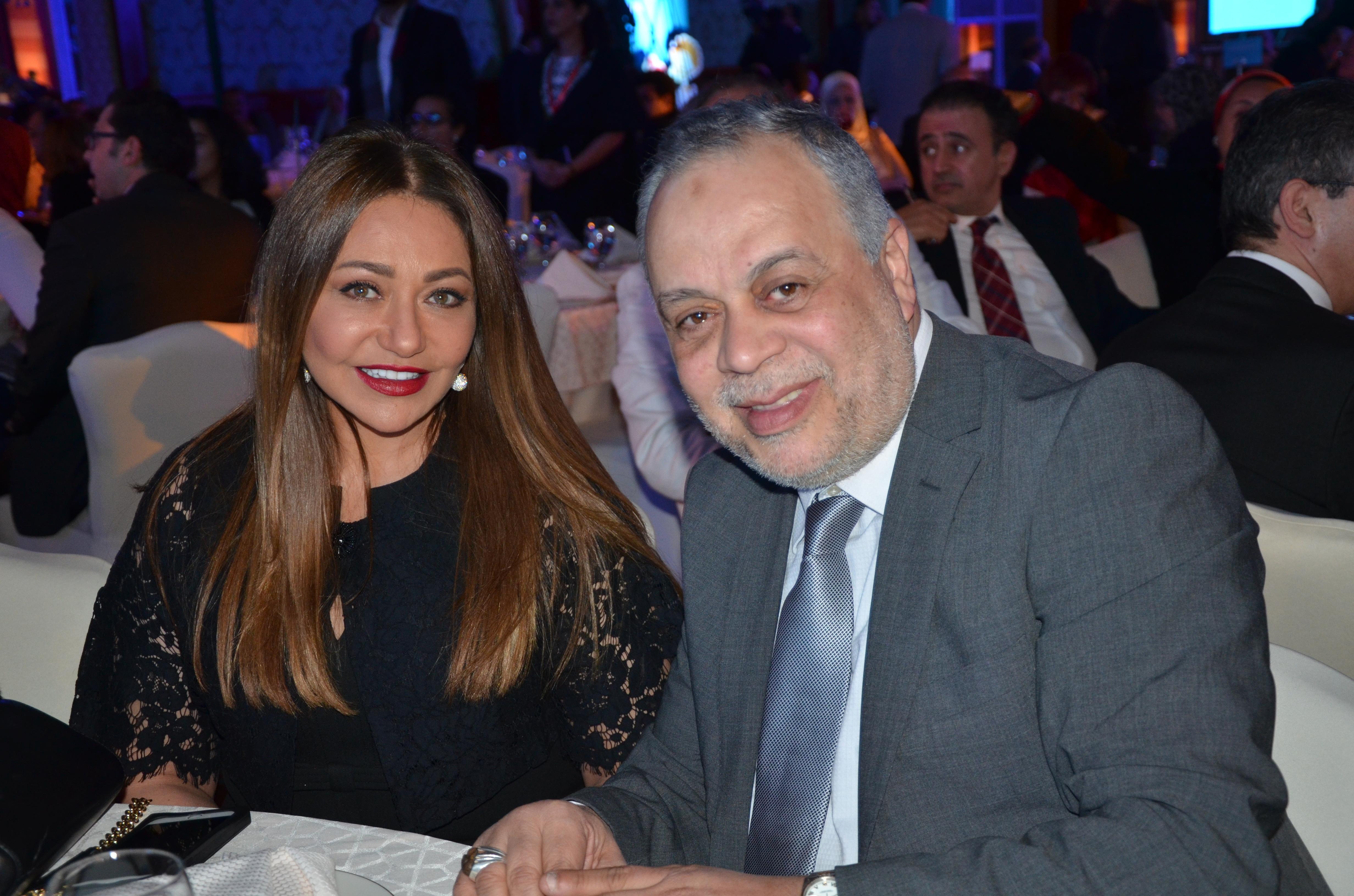 Laila Eloui & Dr. Ashraf Zaki