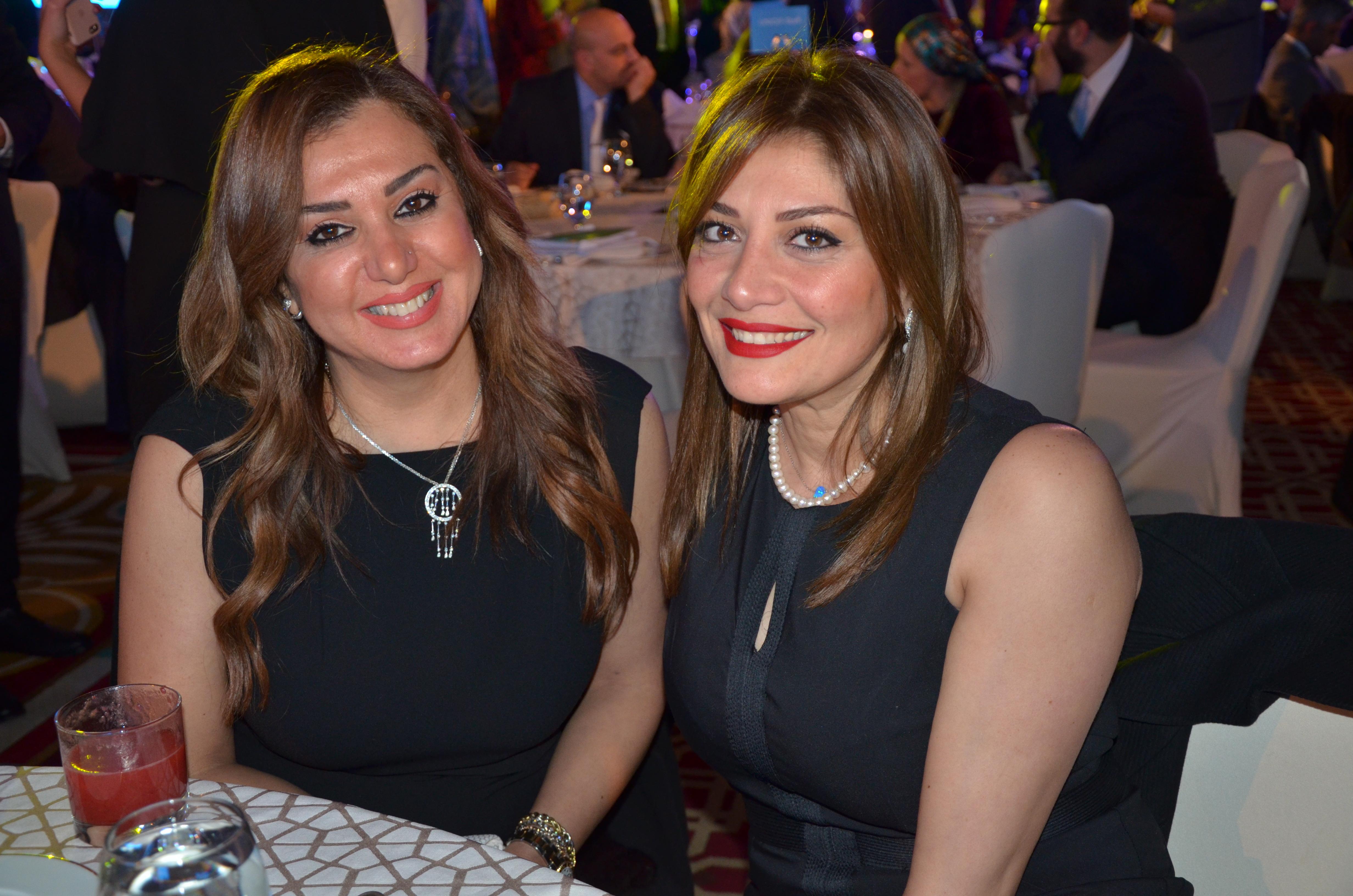 Ms. Lamia Lasheen & Ms. Sahar Azmy
