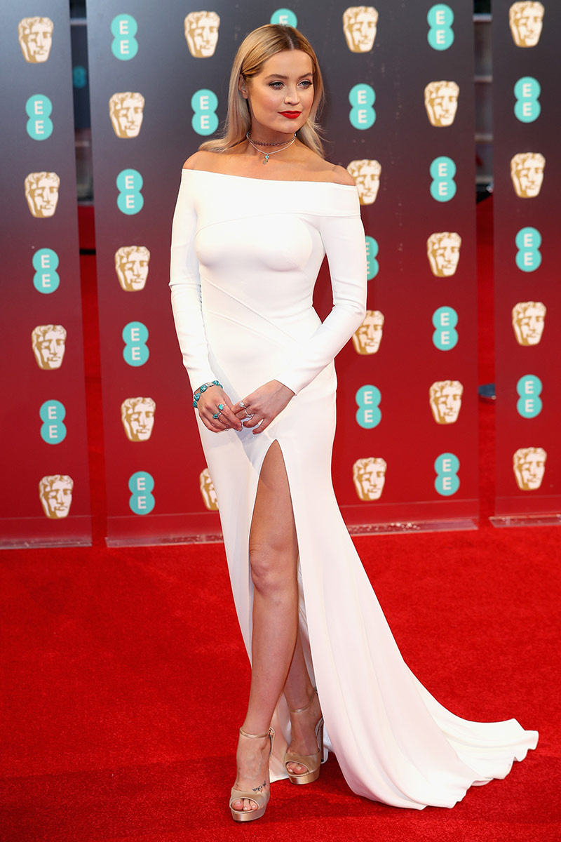 Laura Whitmore in Suzanne Neville