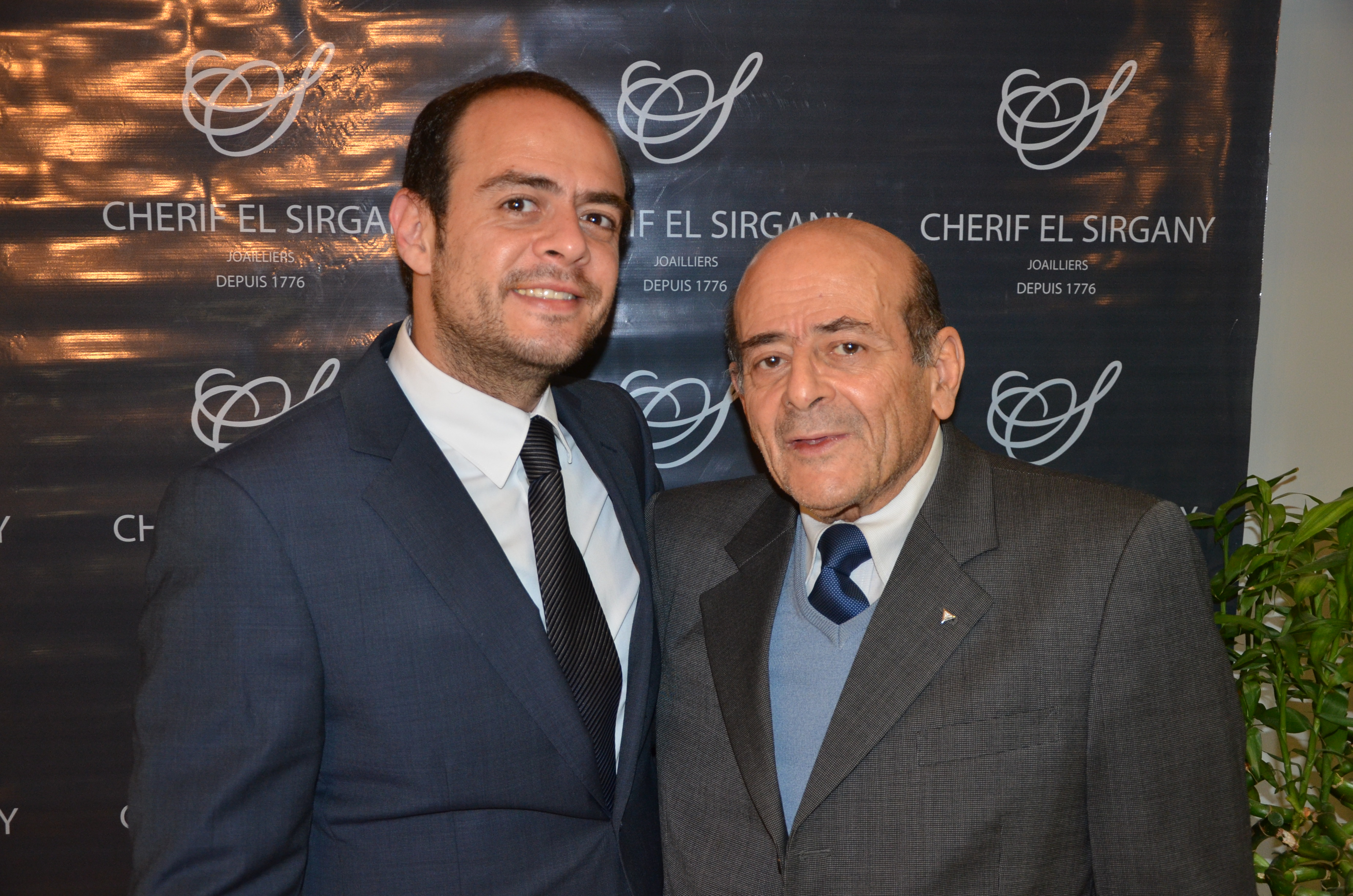 Mr. Mahmoud El Sirgany & Mr. Cherif El Sirgany