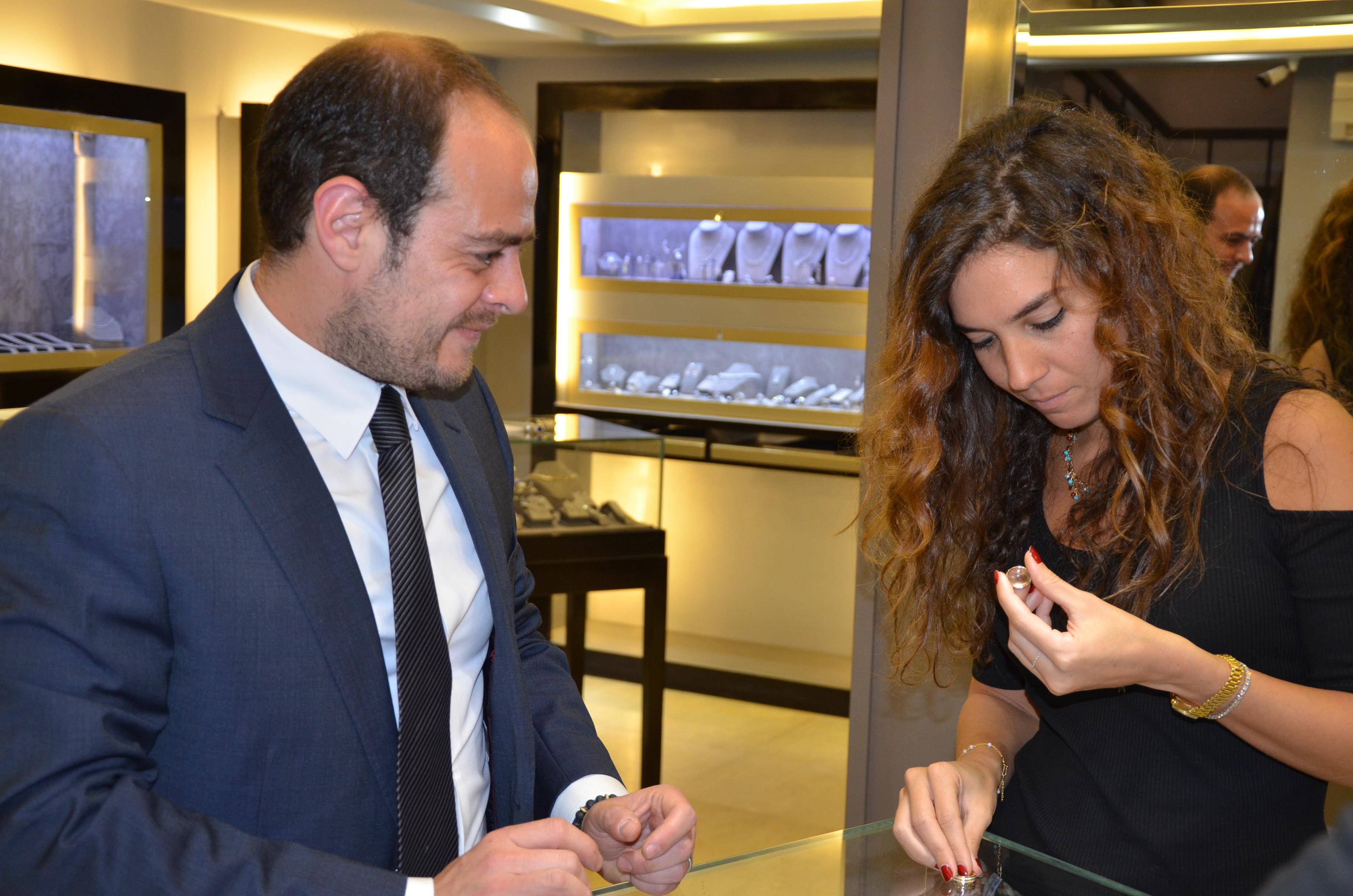 Mr. Mahmoud El Sirgany & Ms. Dima Abdel Meguid