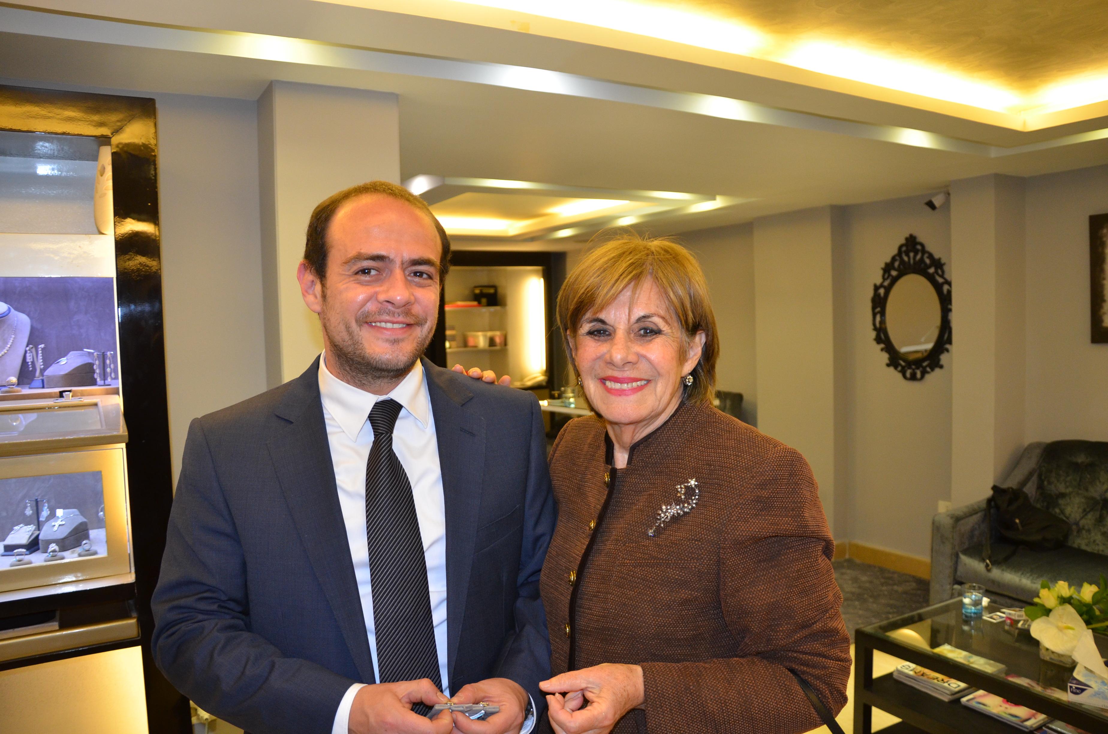 Mr. Mahmoud El Sirgany & Mrs. Cherif El Sirgany
