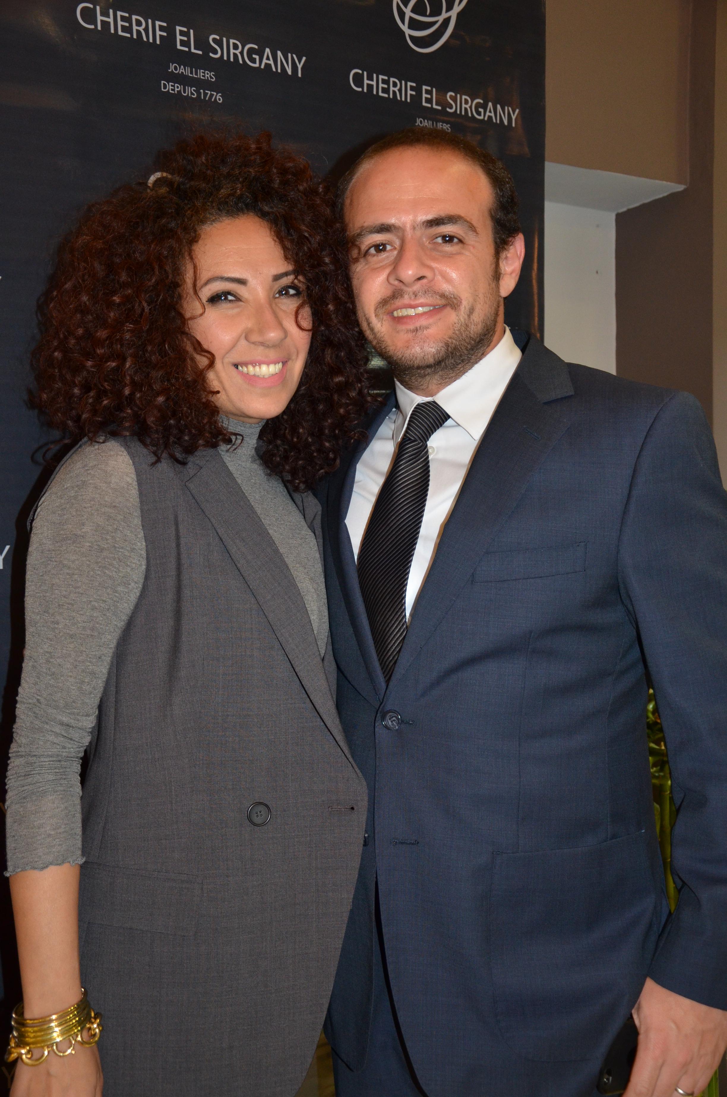 Mr. Mahmoud El Sirgany & Ms. Marwa El Sirgany