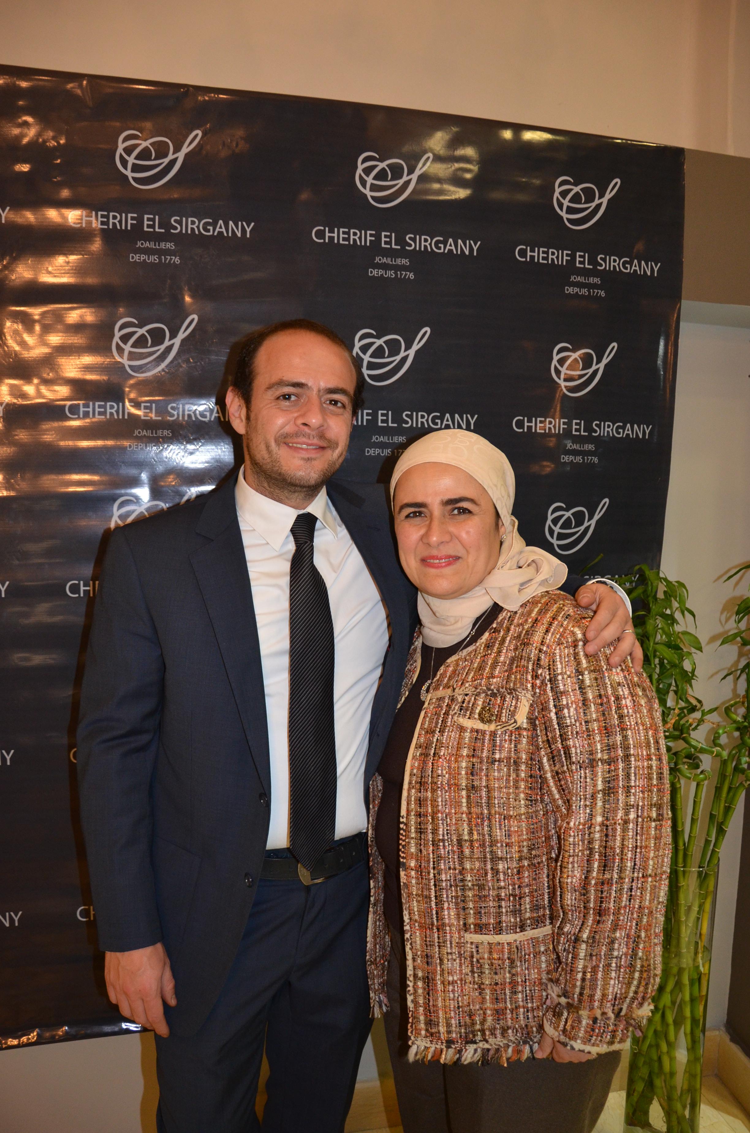 Mr. Mahmoud El Sirgany & Ms. Sherine El Sirgany