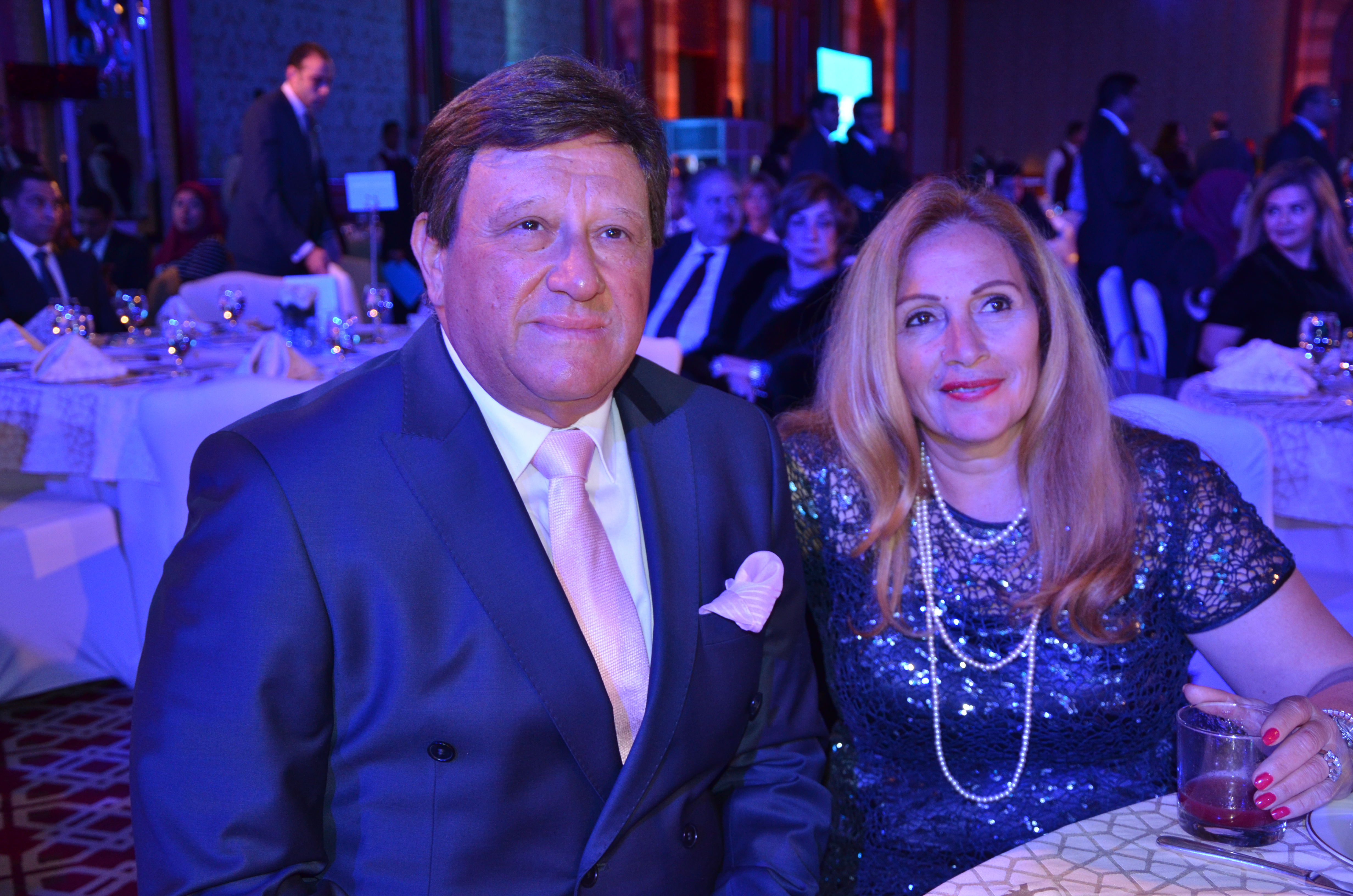 Mr. & Mrs. Alaa Radwan