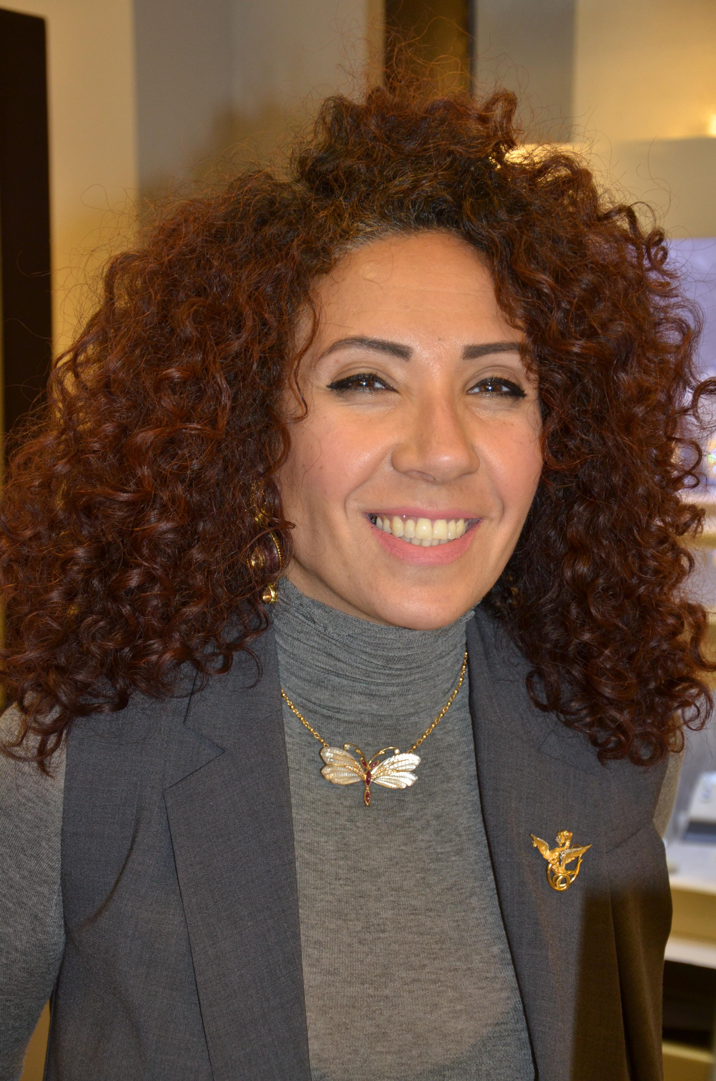 Ms. Marwa El Sirgany