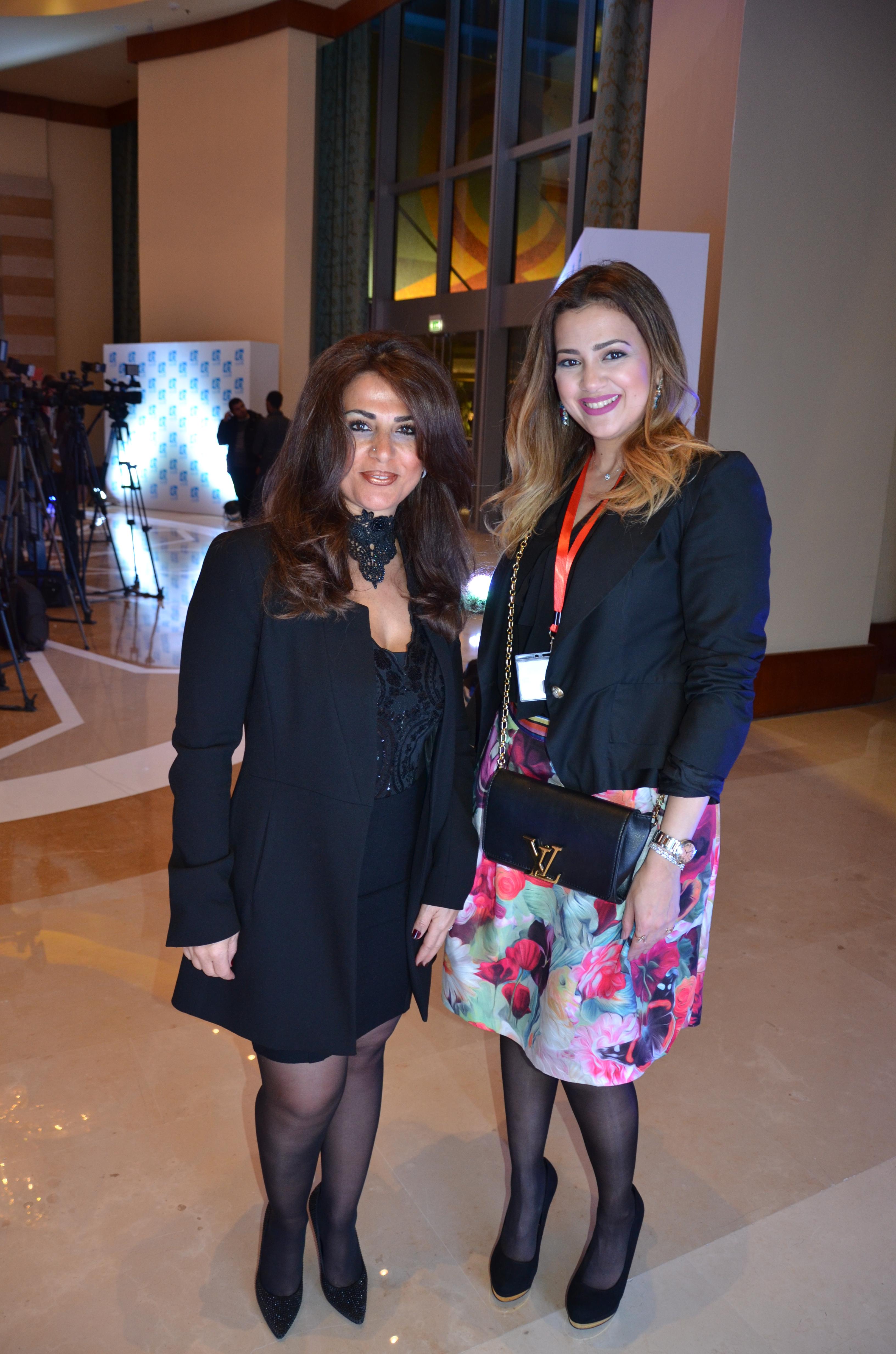 Ms. Nermine Ehsan & Ms. Amira El Zoheiry