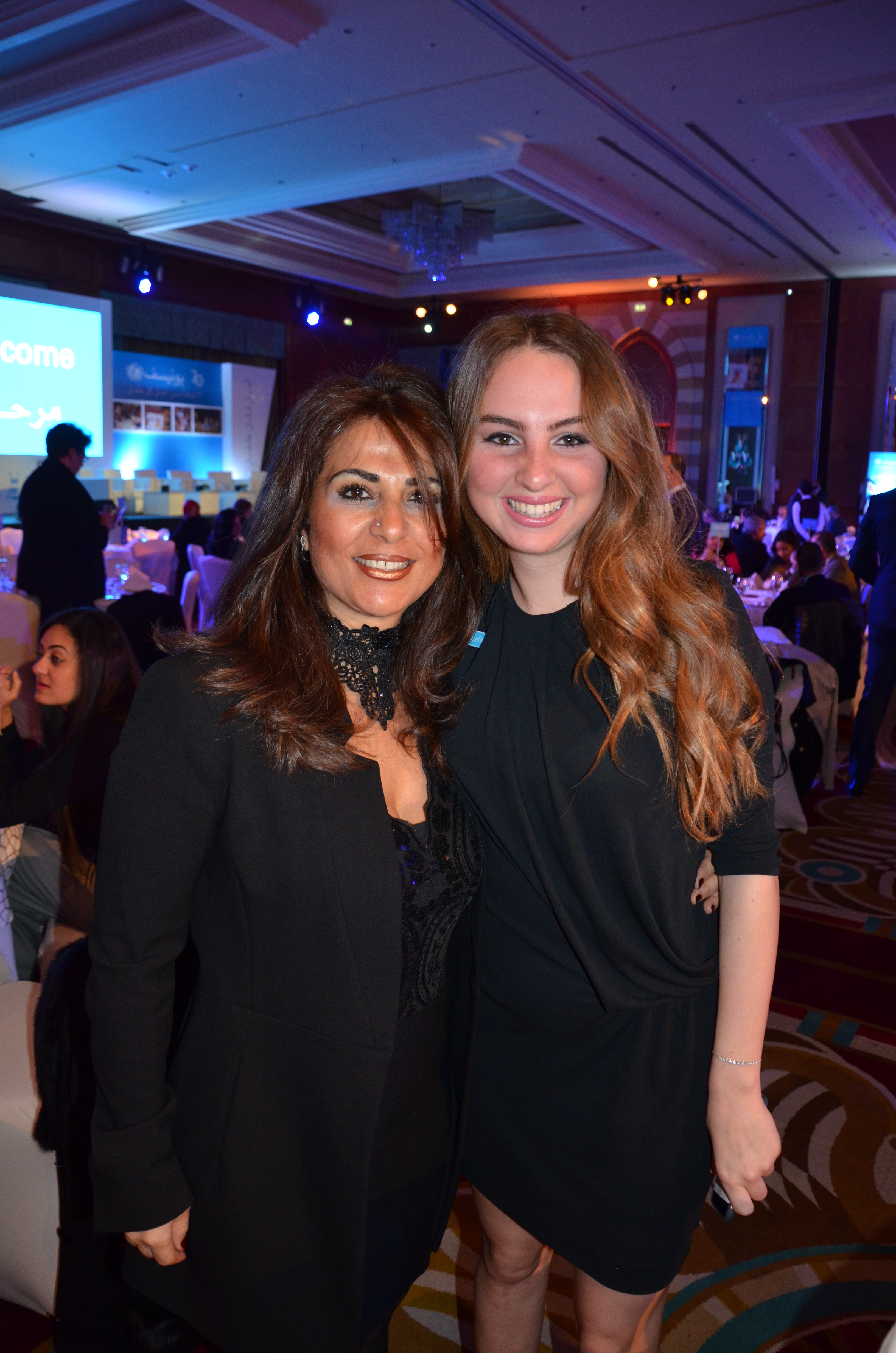 Ms. Nermine Ehsan & Ms. Dina Ashraf