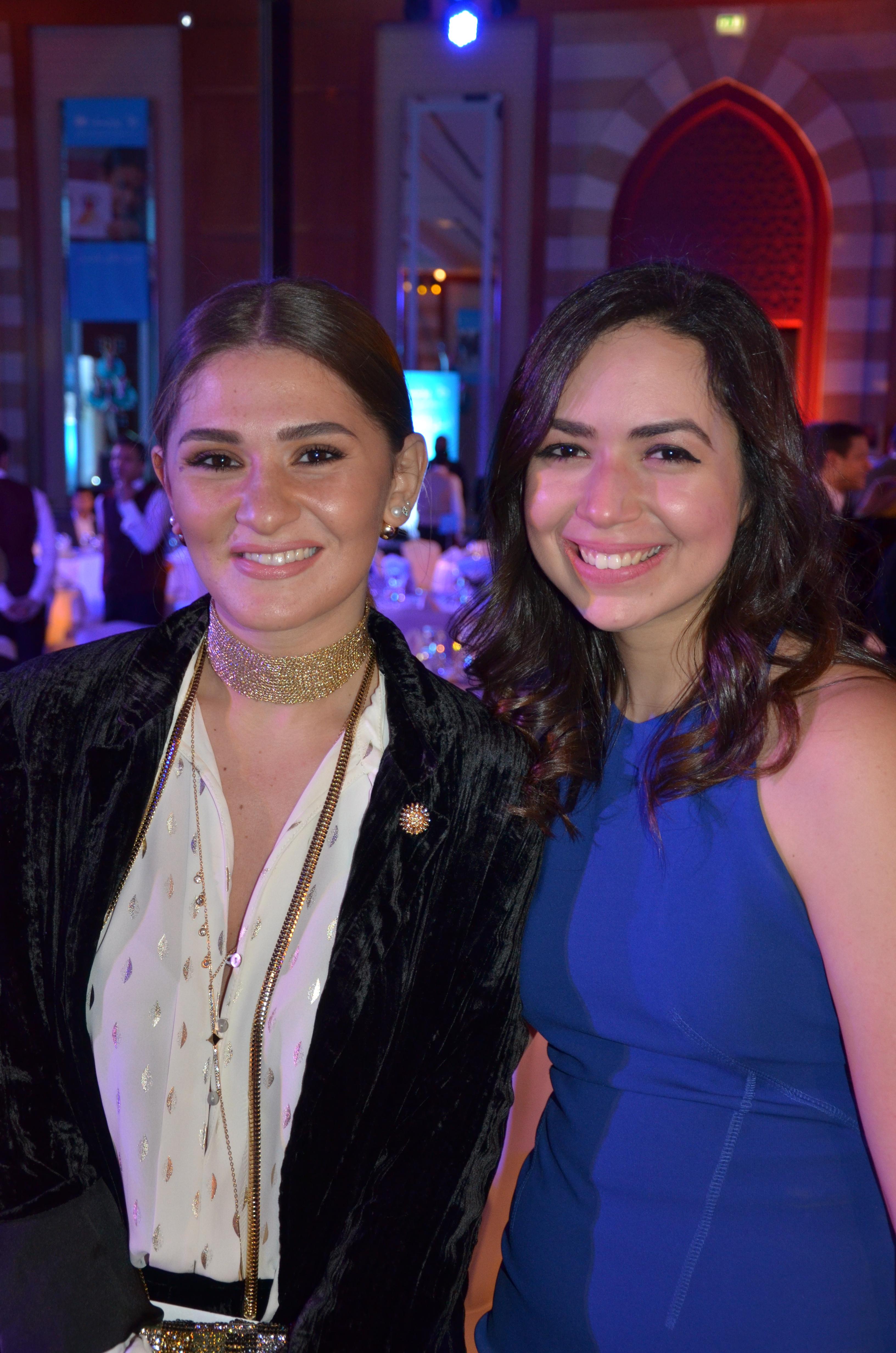 Ms. Noha Elsherbiny & Ms. Menna El Malky