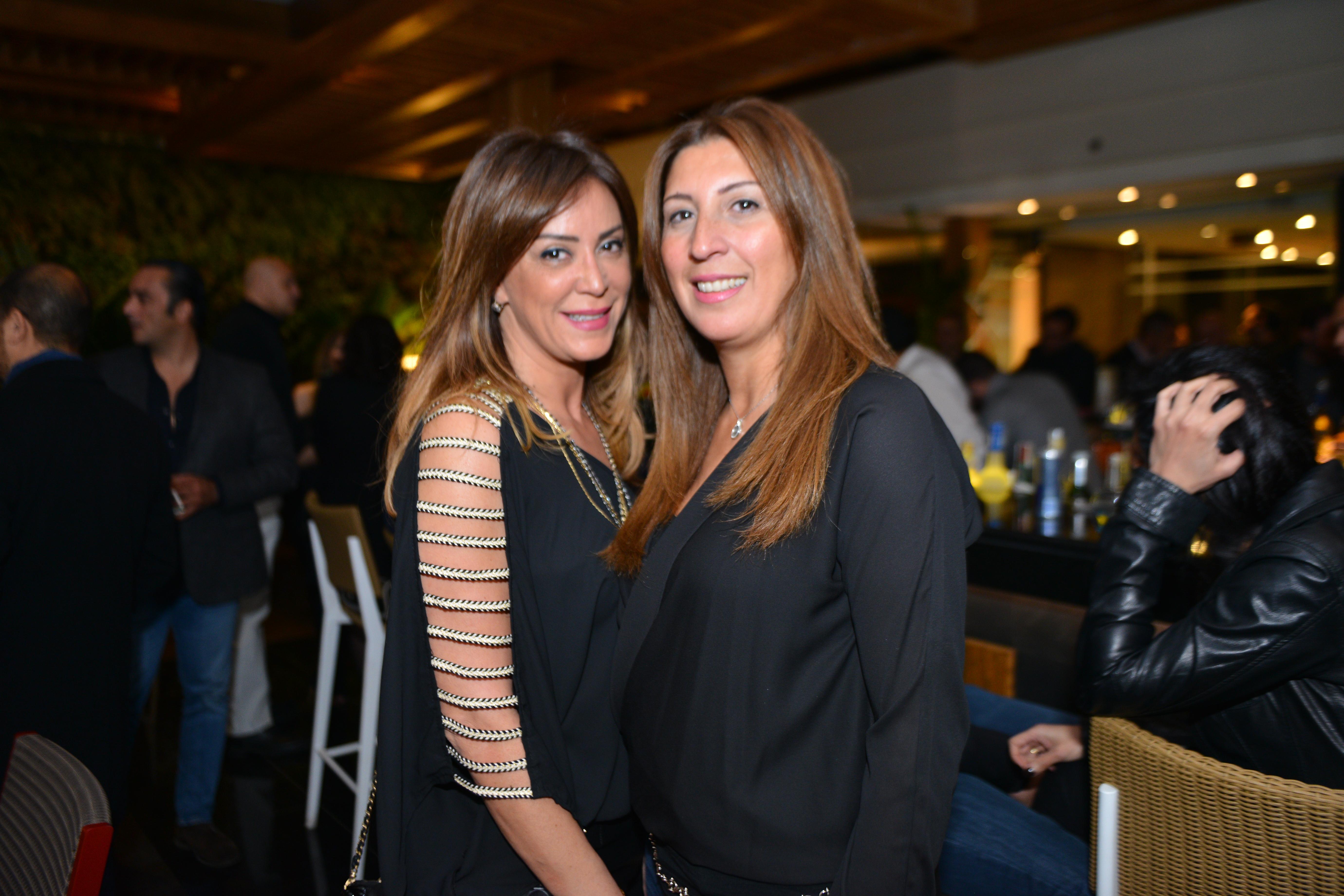 Ms. Noha Rashwan & Ms. Gigi El Zoghby