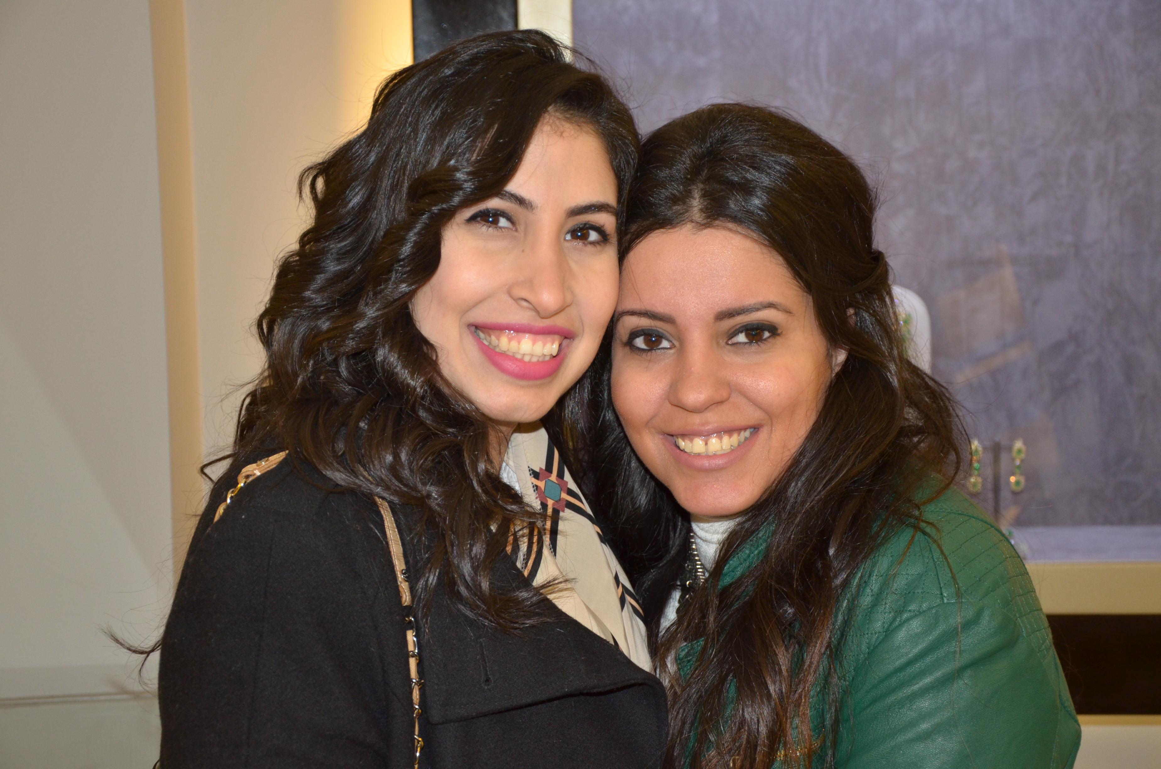 Ms. Passant Adel & Ms. Amira El Tohamy