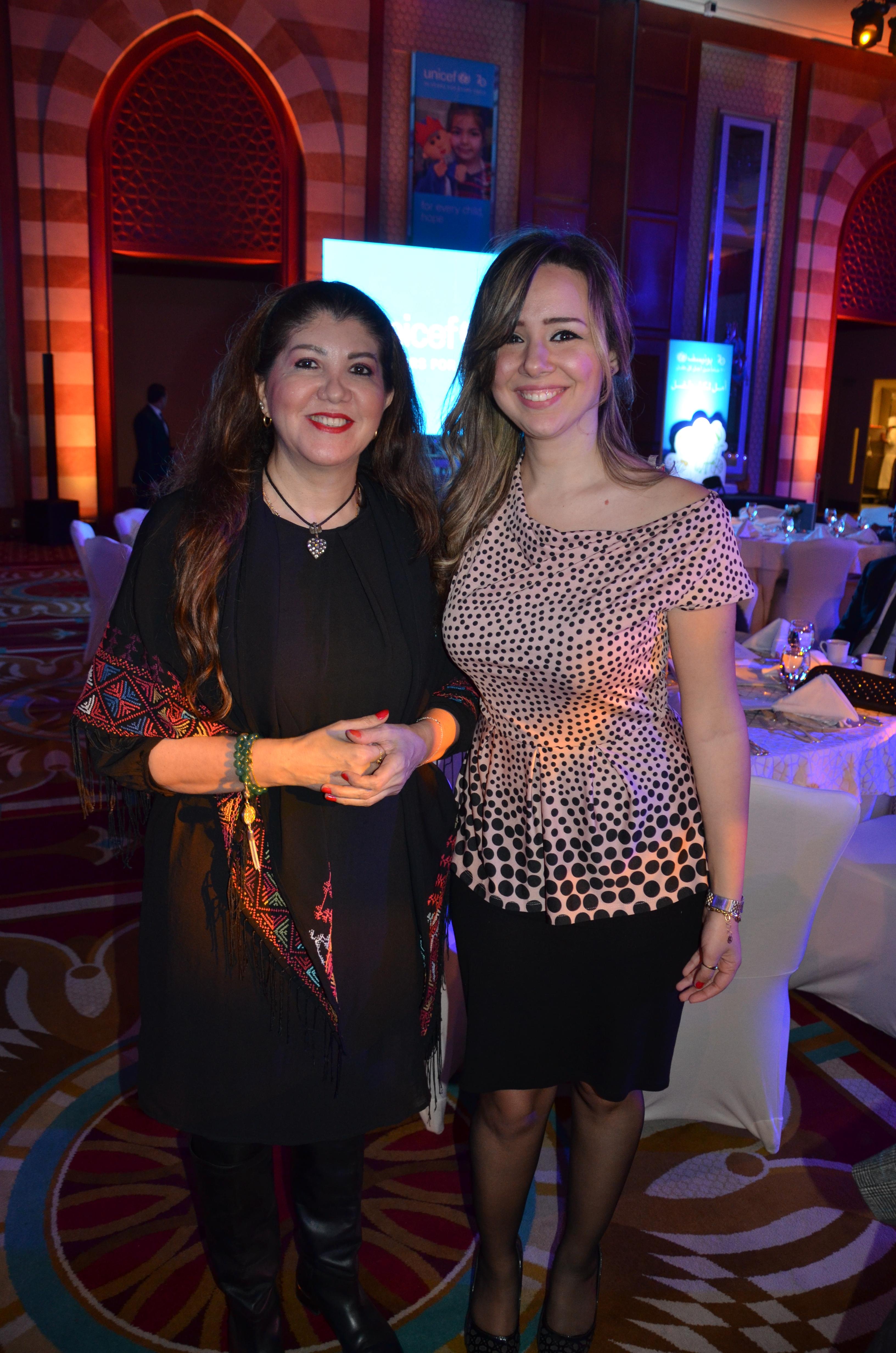Ms. Rola Kharsa & Ms. Ranim Elhamy