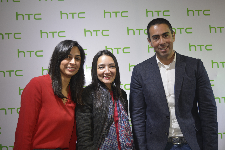 Ms. Sally El Baradeia, Ms. Walaa Fahmy & Mr. Youssef El Gazzar